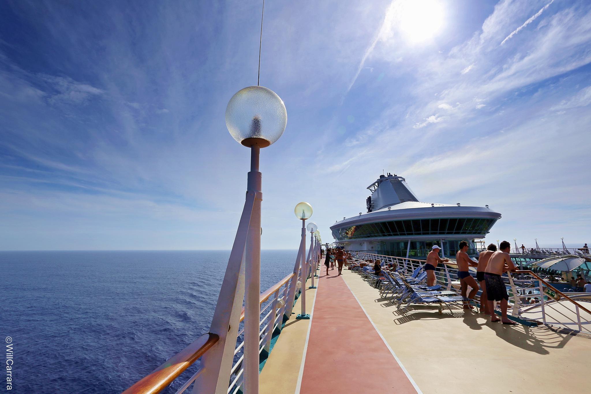 Cruzeiro Splendour of the Seas 2015 - Royal Caribbean International  by Will Carrara Photographer