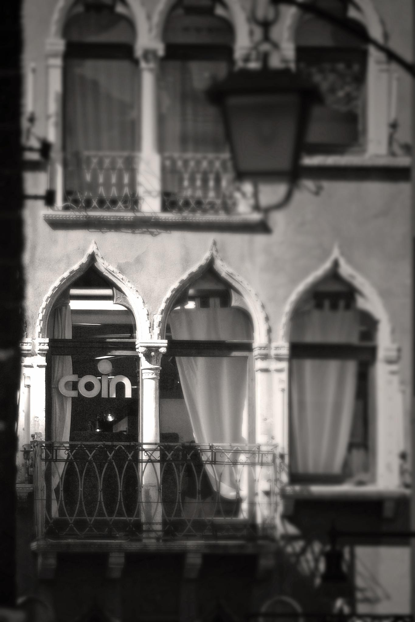 Photo in Architecture #venice #coin #shop #old #beauty #buidling #historic #palazzo