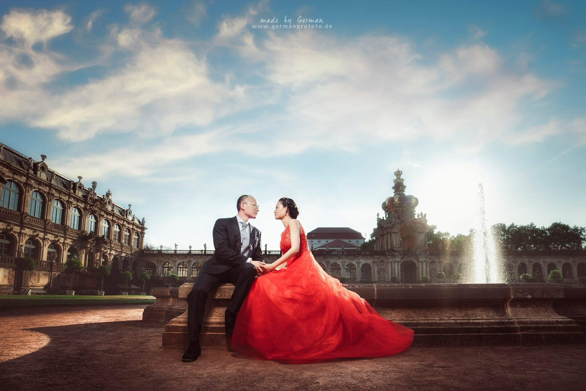 Zheyao & Jieqing - Wedding by German Levitsky
