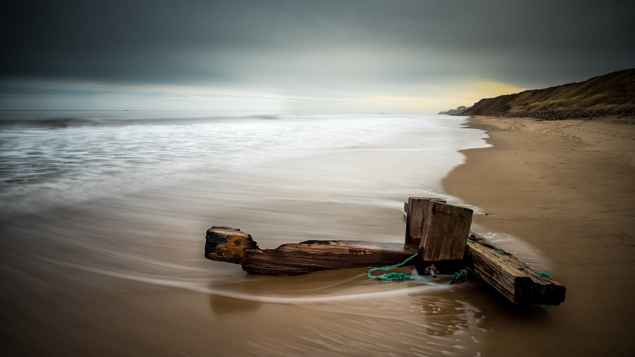 washed up by Peter Edwardo Vicente.