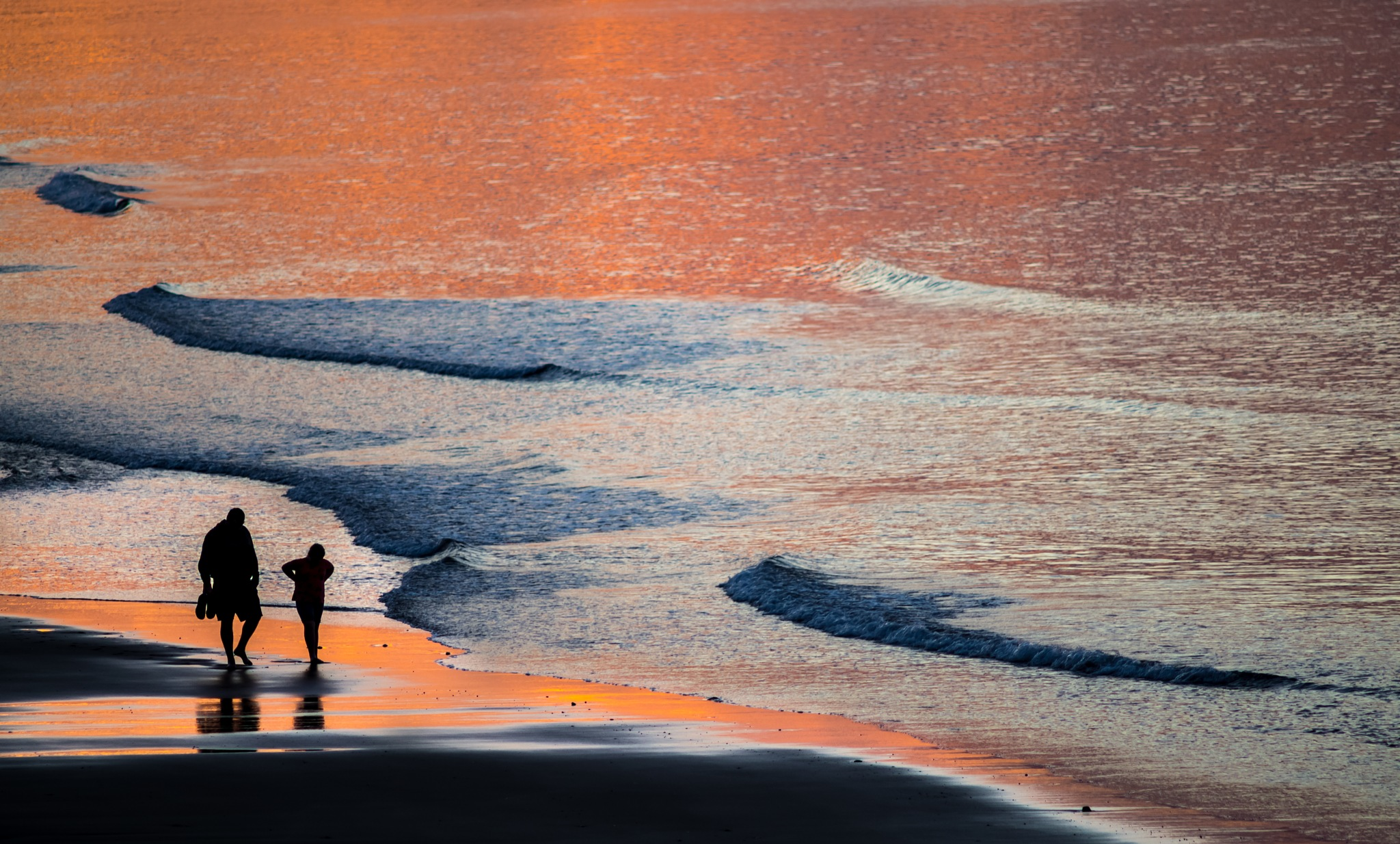 Father & Son by Peter Edwardo Vicente.