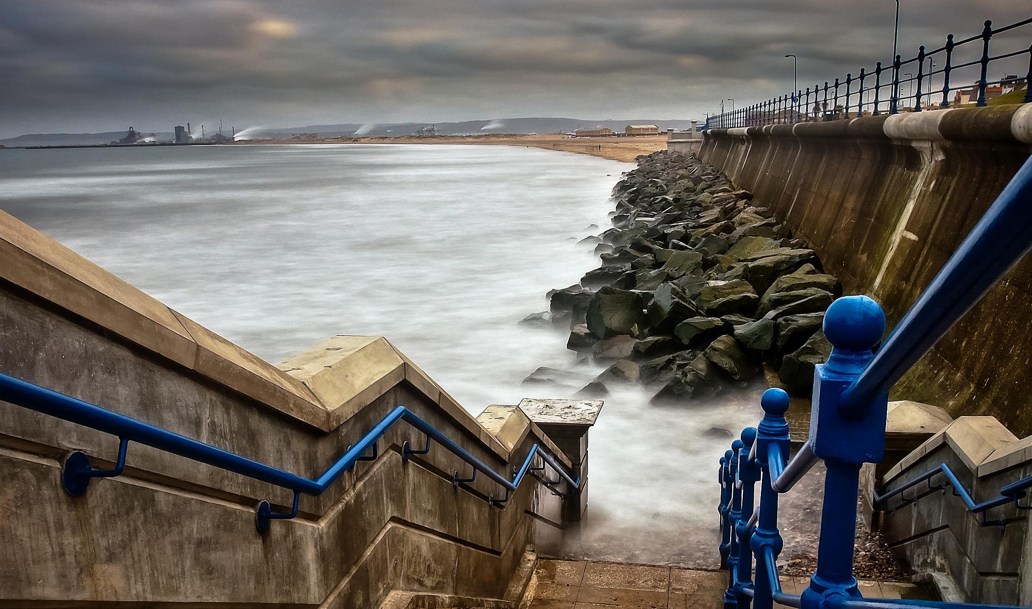 Stairway by Peter Edwardo Vicente.