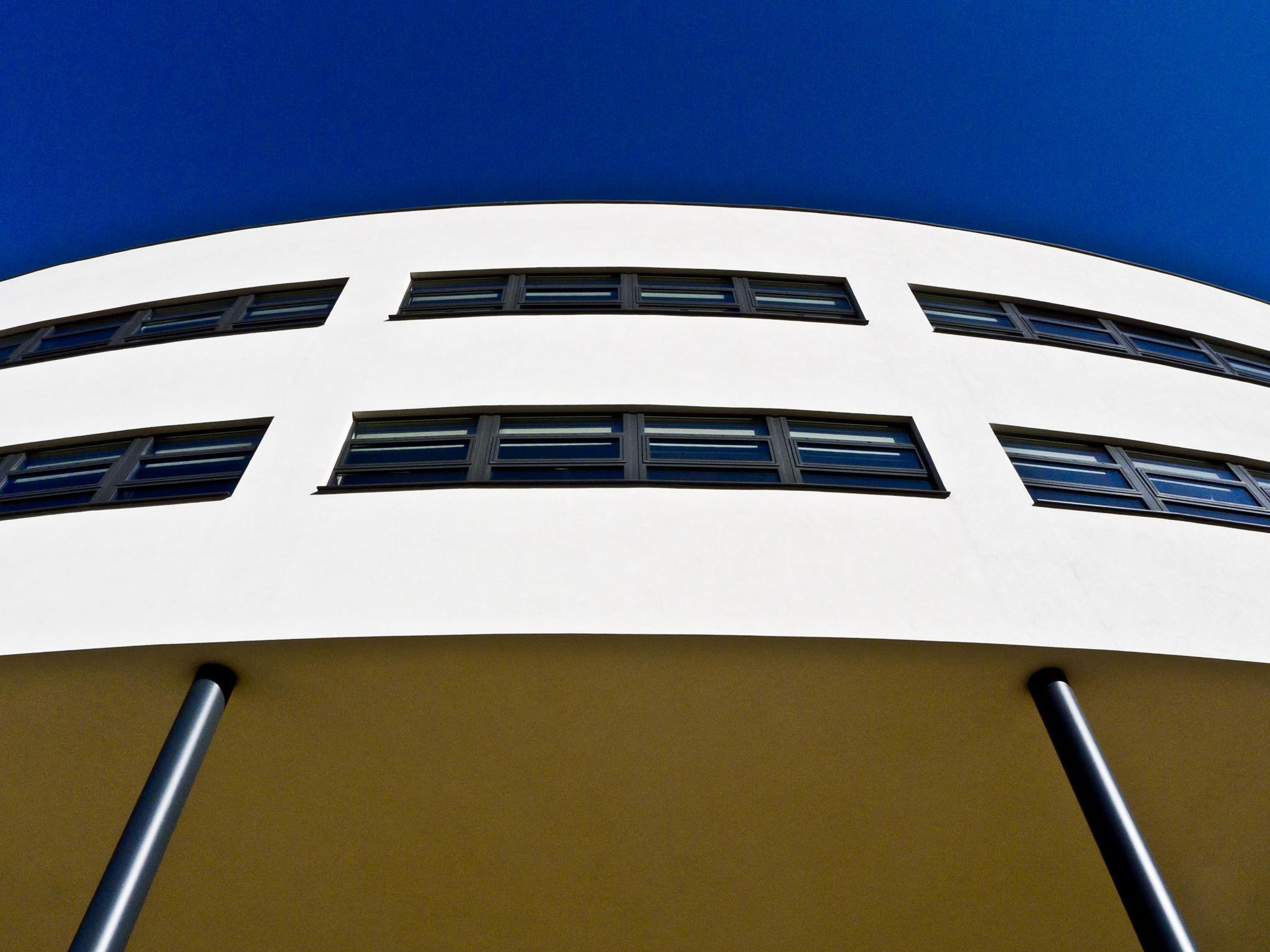 Photo in Architecture #school