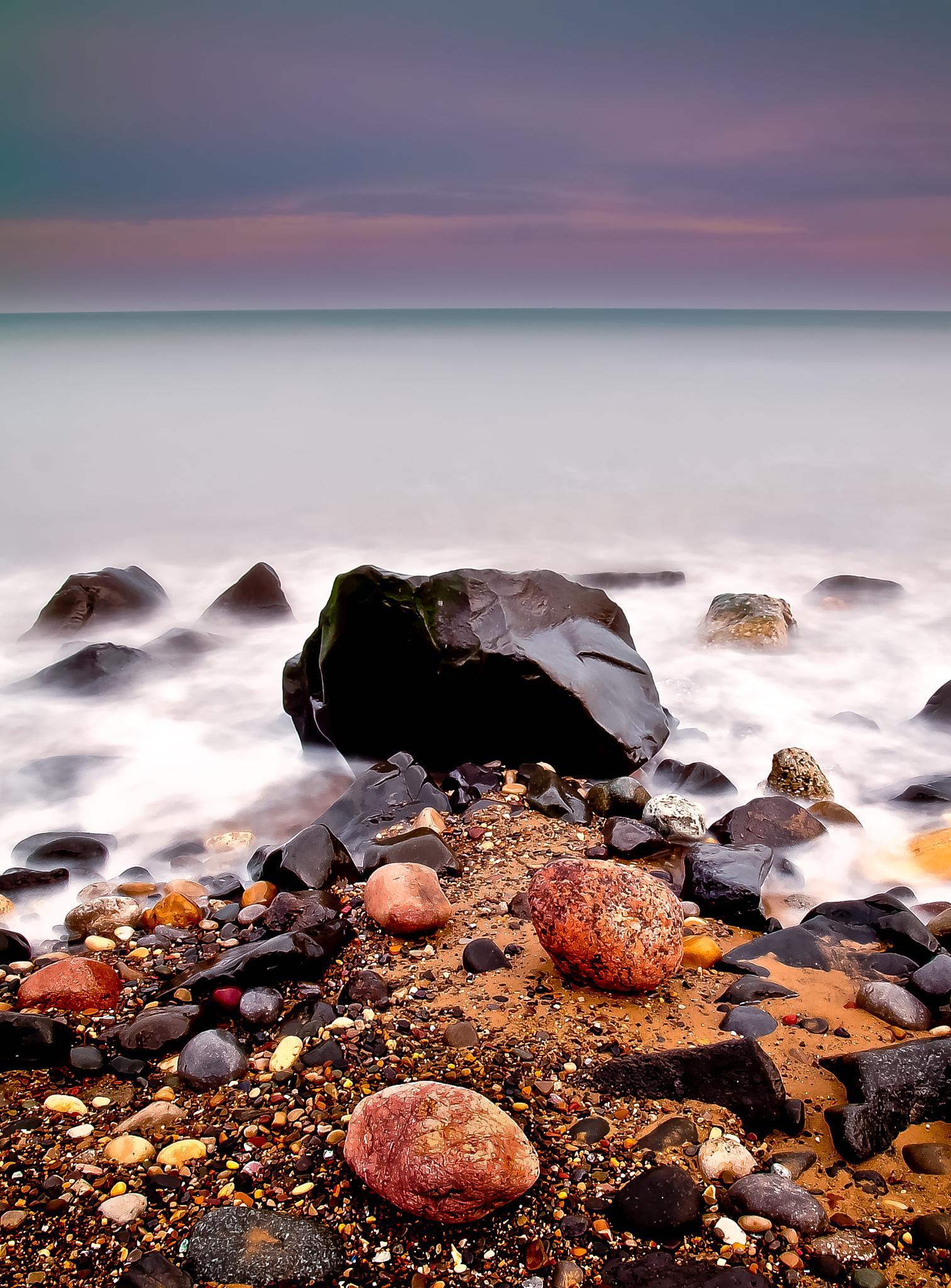 Boulders by Peter Edwardo Vicente.