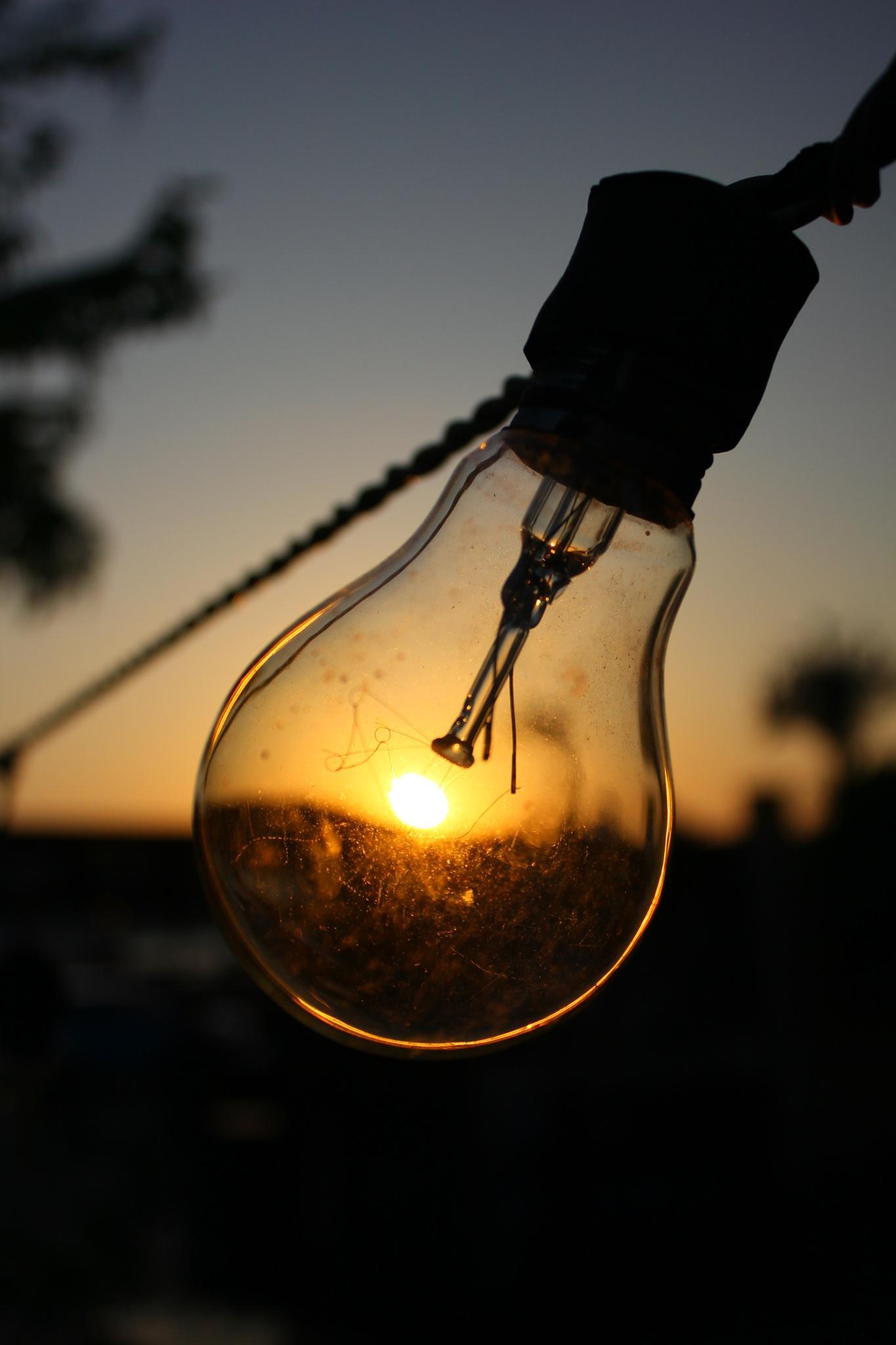 sun lamp by ahmed gamal abdalfattah