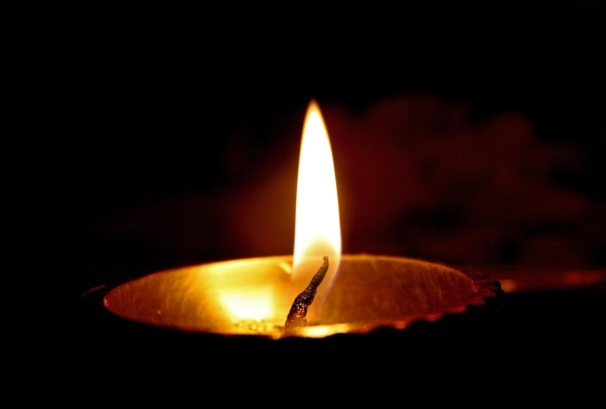 when its dark, light the lamp by Aviral Mehta