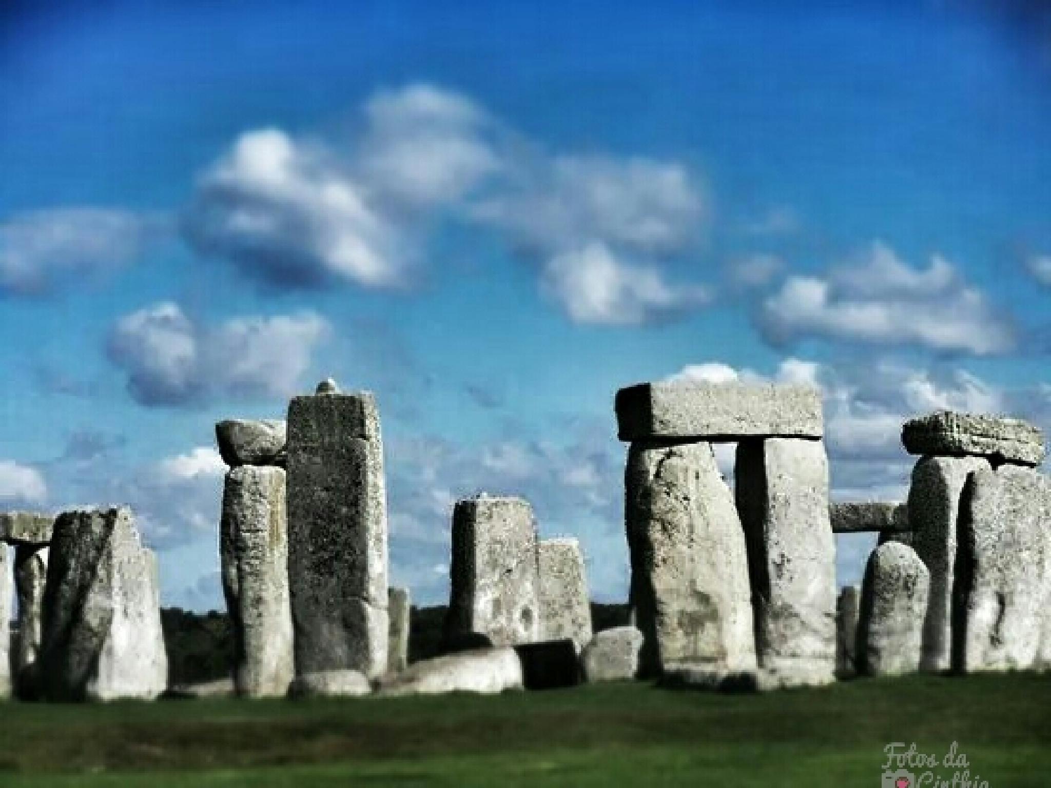 Photo in Architecture #stonehenge