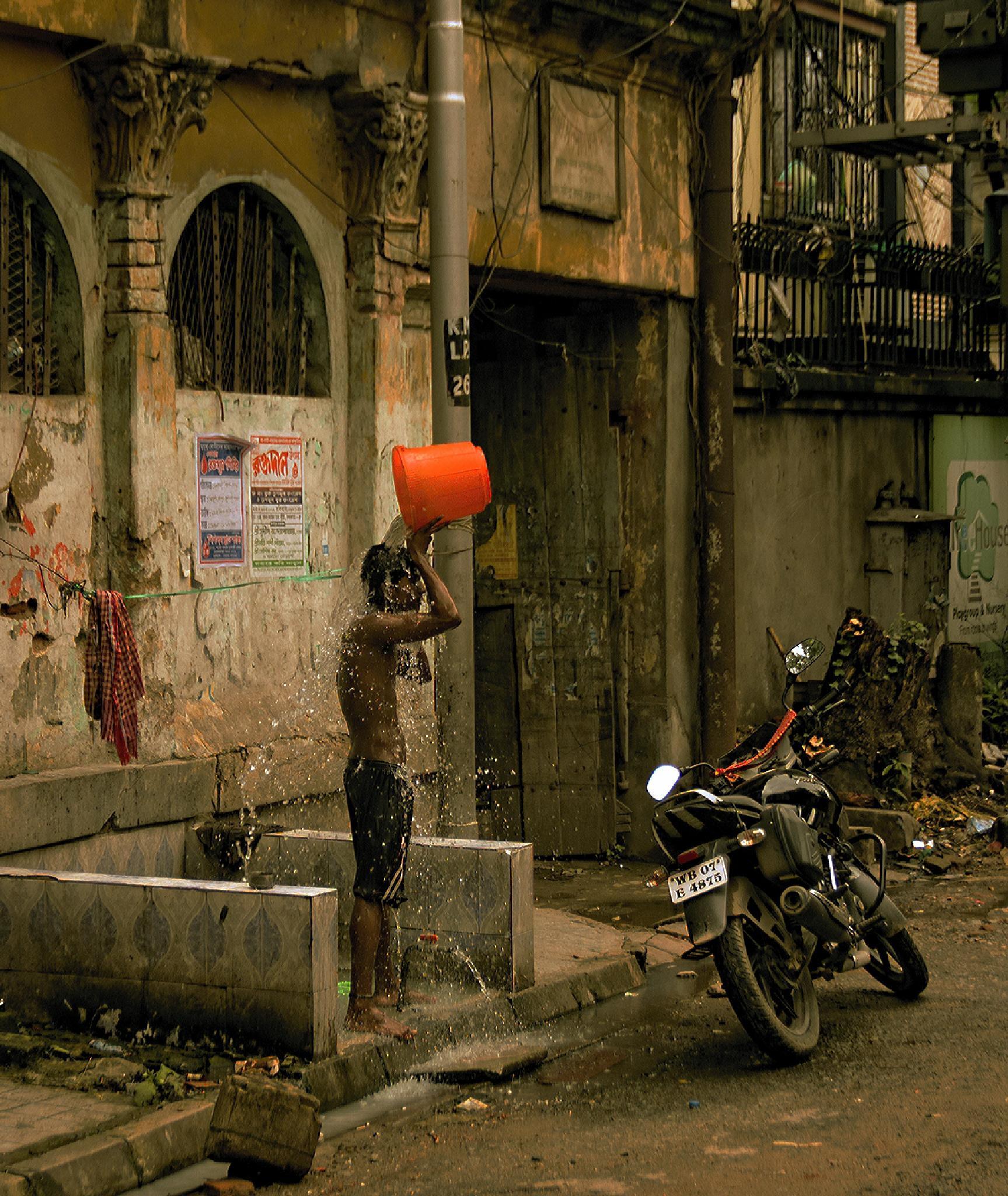 Untitled by Sanjoy Mitra