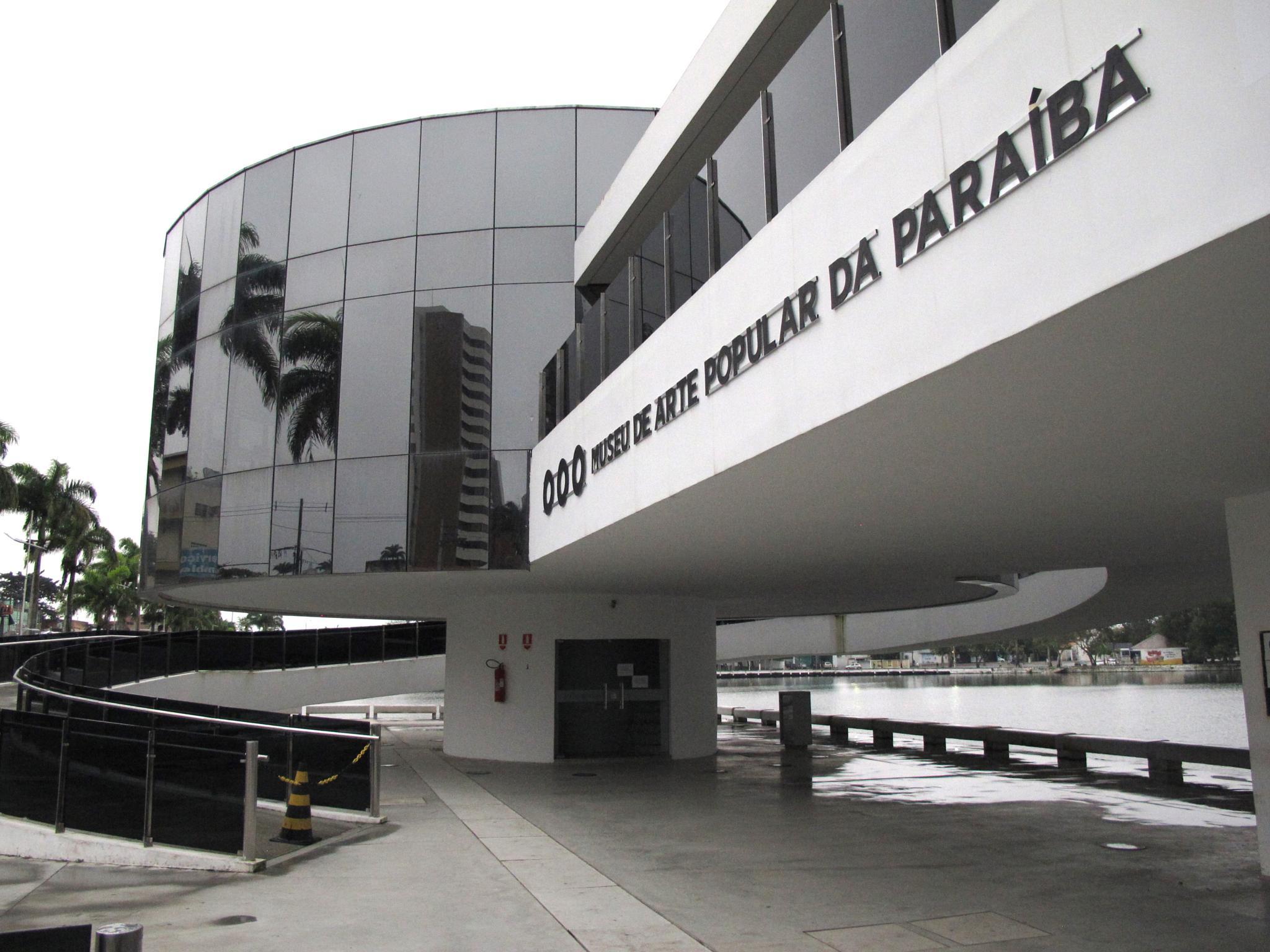Art museum Paraiba by edielson.rocha.94