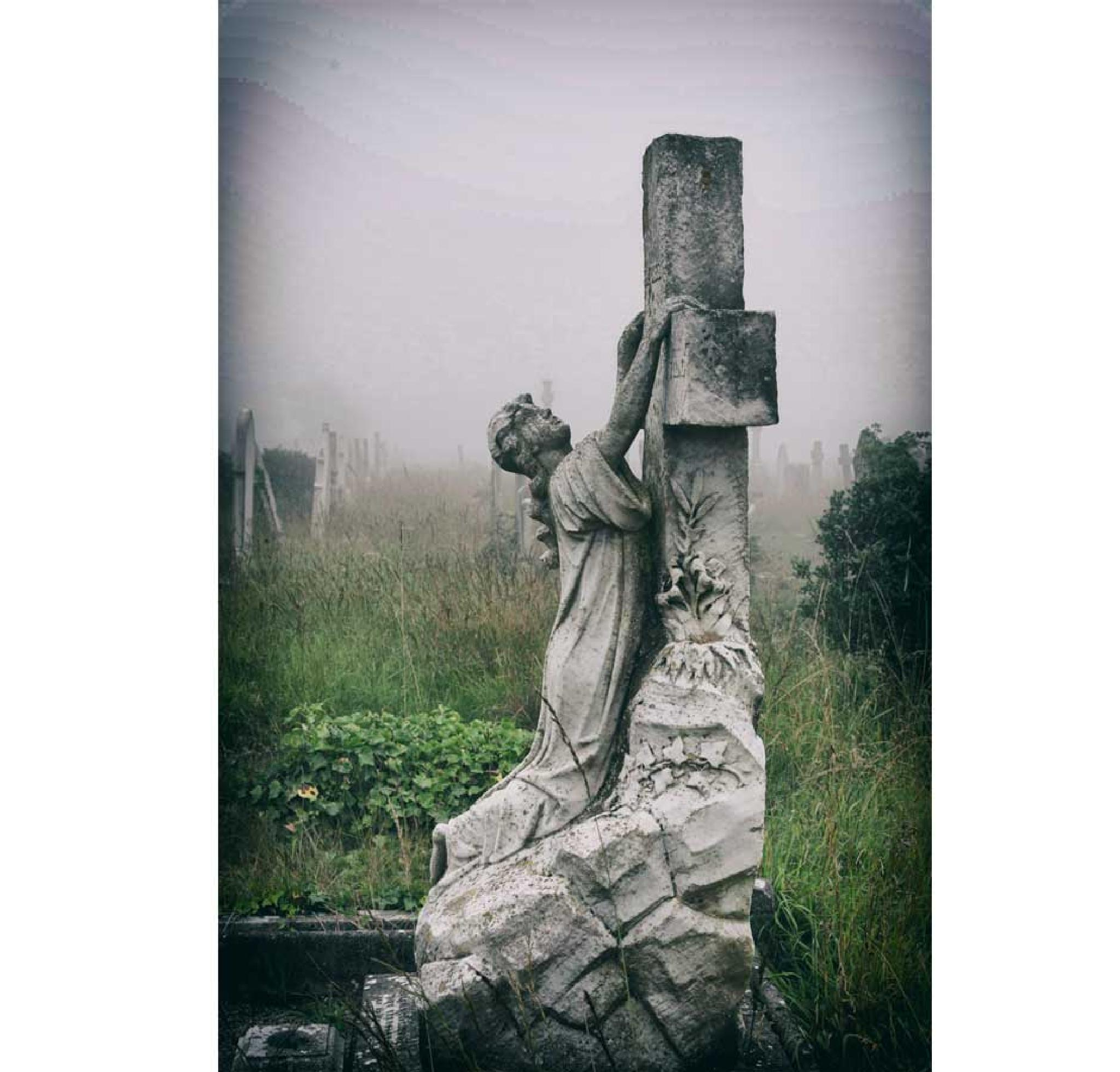 Simply to Thy cross I Cling by Juliet Evans Photography