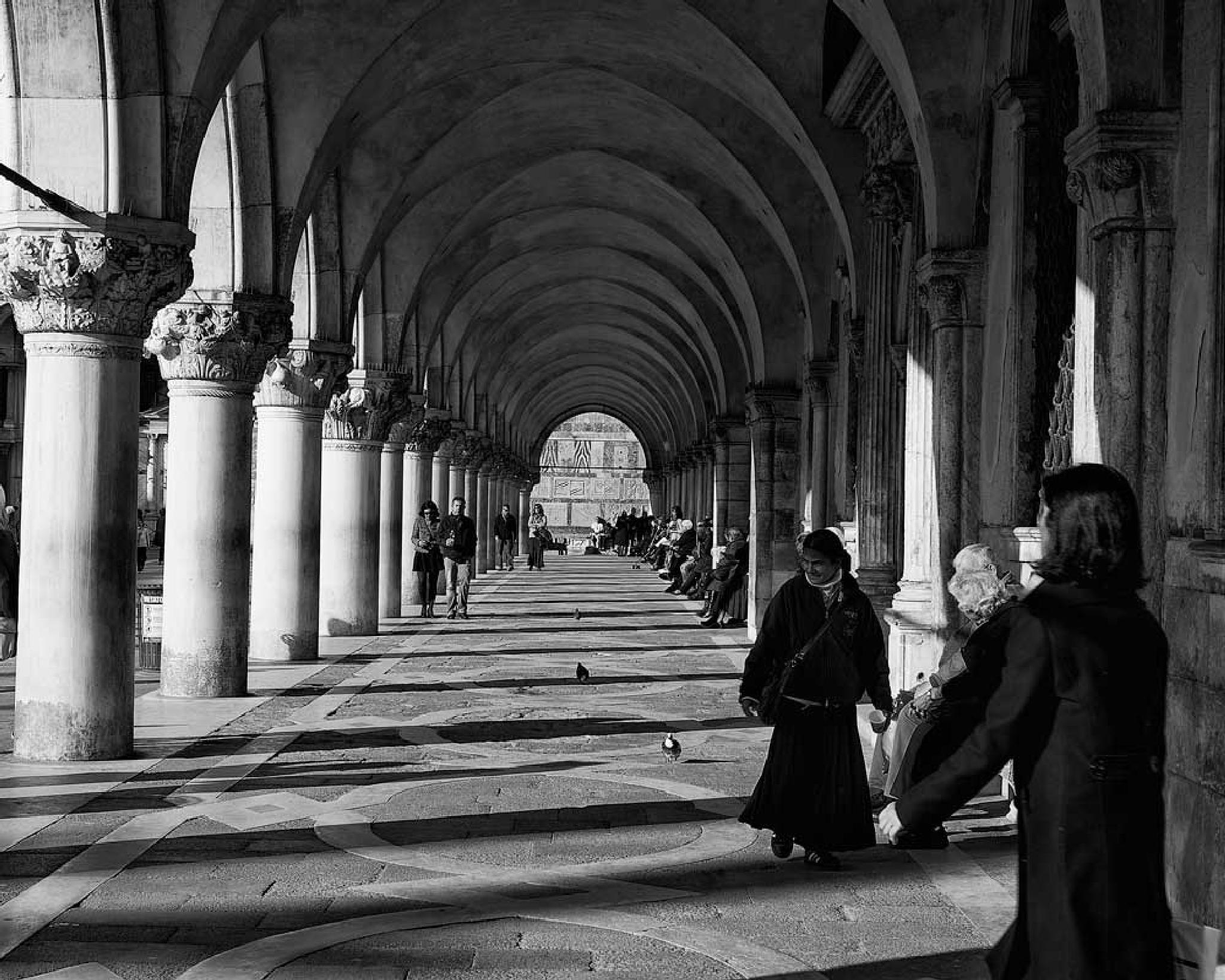 Piazza San Marco by Juliet Evans Photography