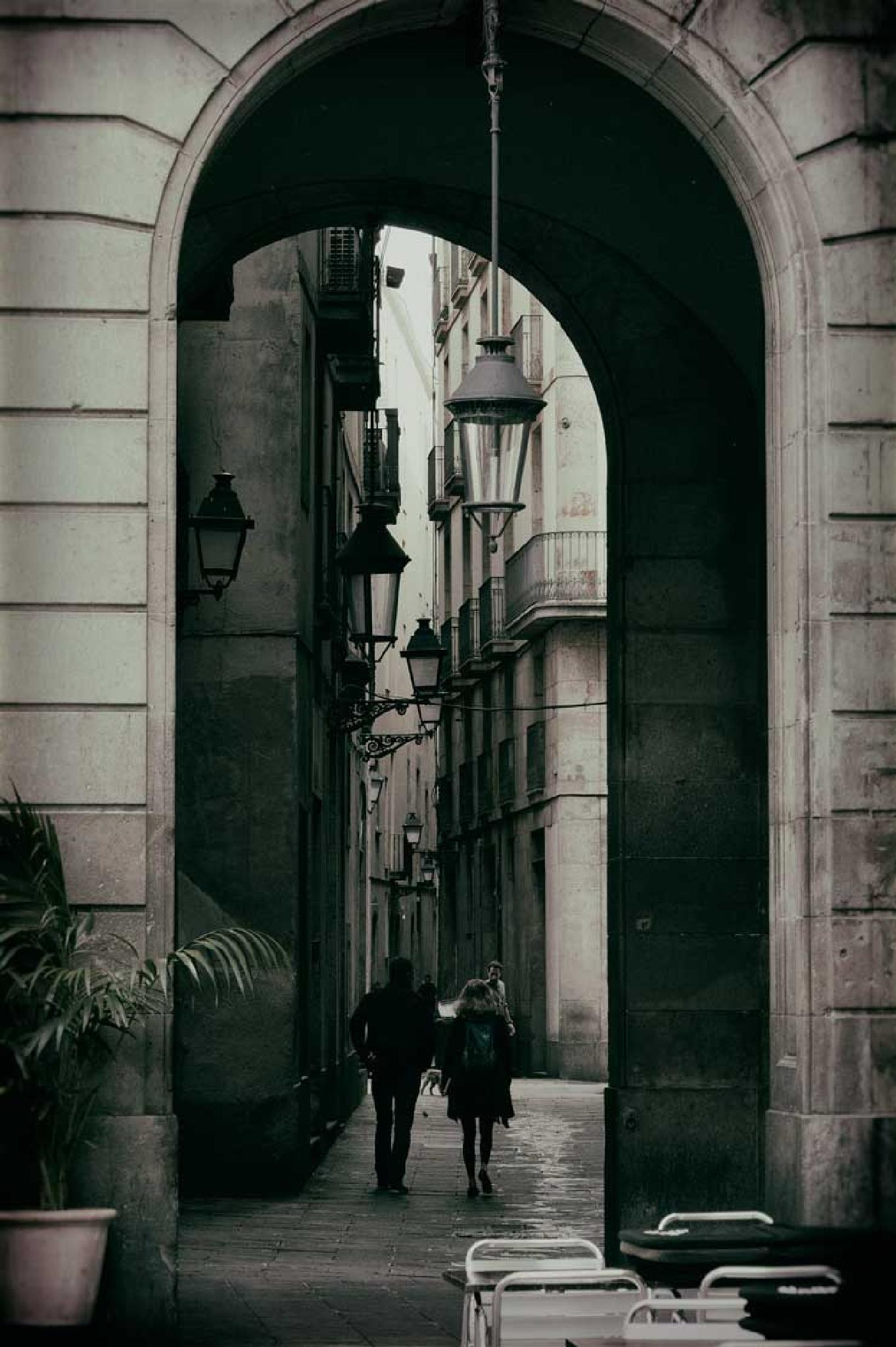 The Alley by Juliet Evans Photography