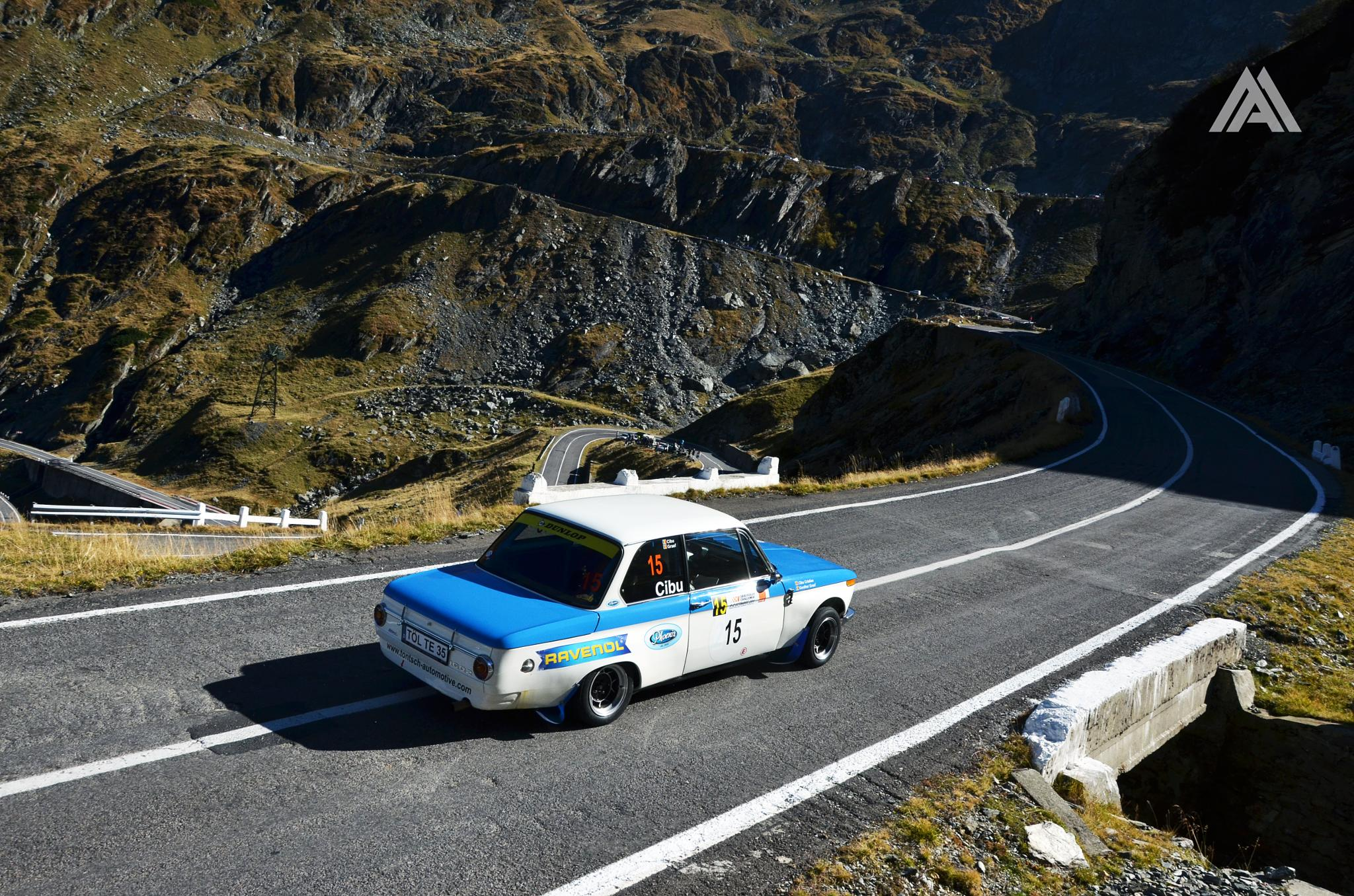 BMW 1602 (1969) by Mihai Andrei
