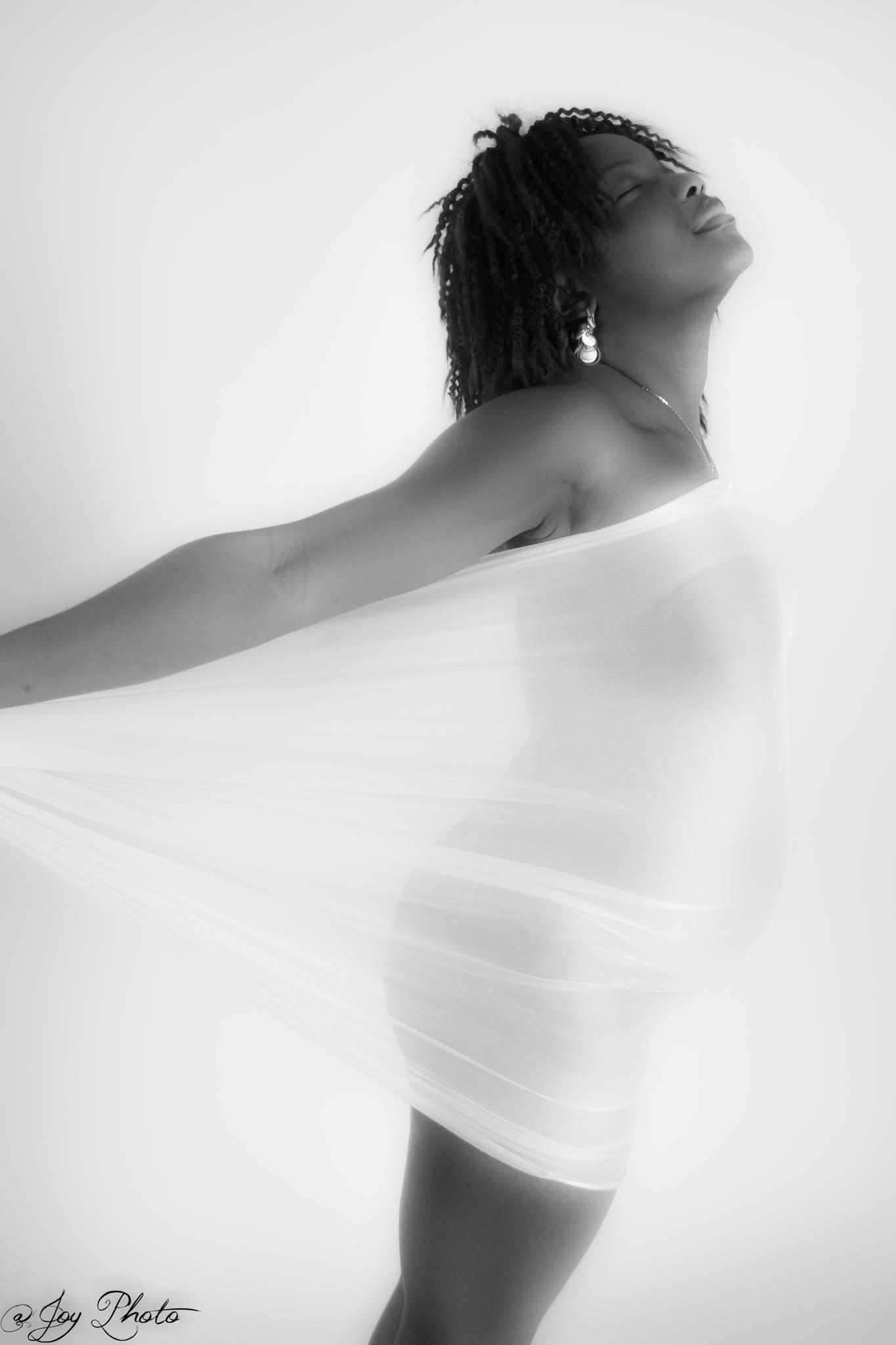Photo in Abstract #pregnancy #mother #black and white