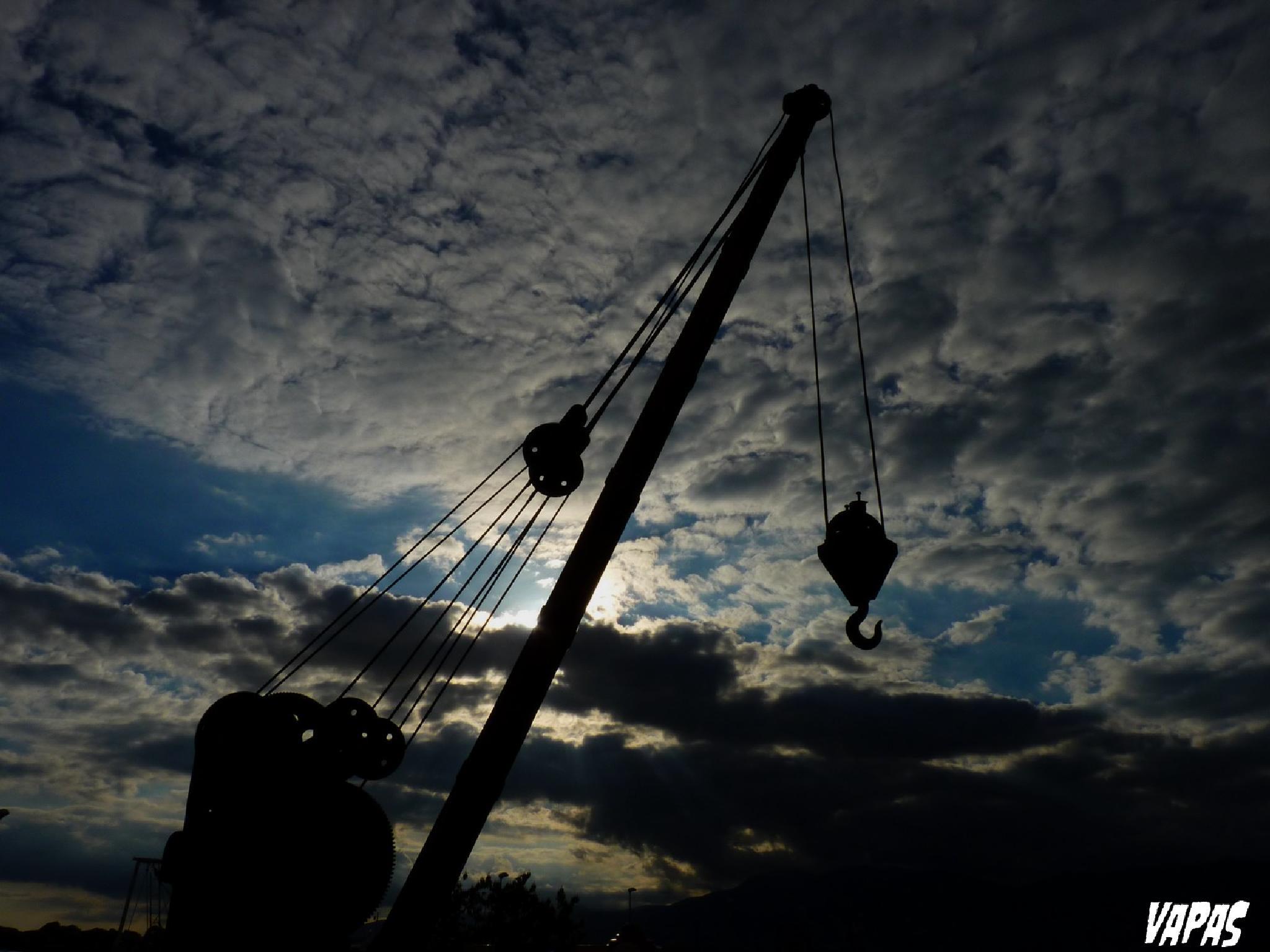 Lift me up ..... by Vanja Pastuhovic