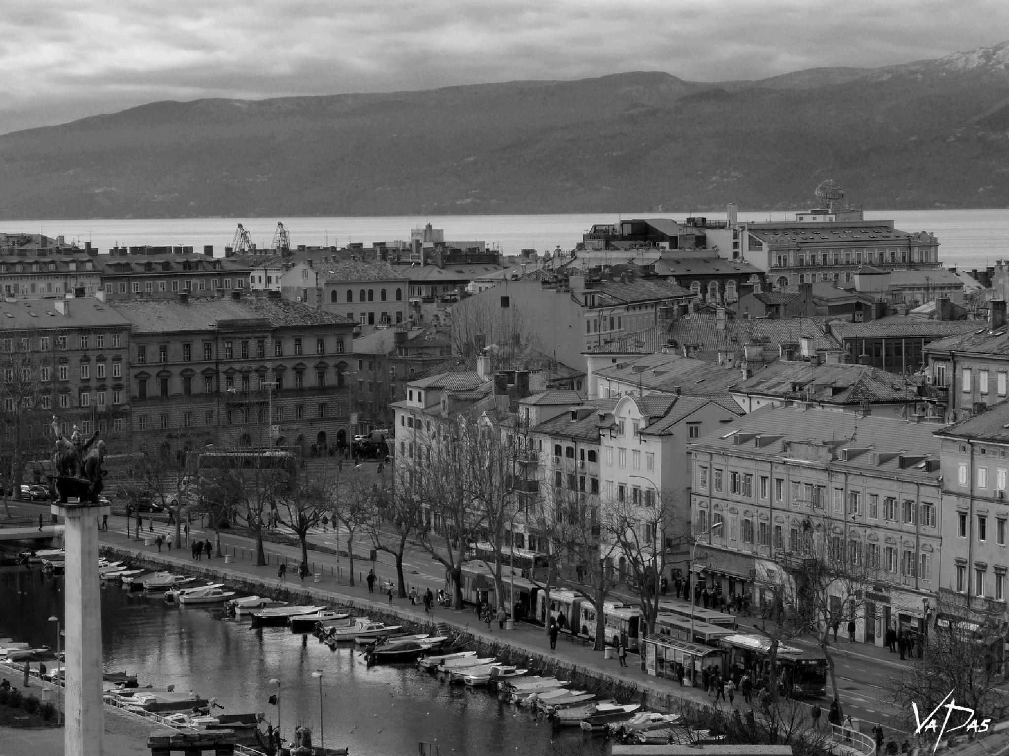 My City ..... by Vanja Pastuhovic