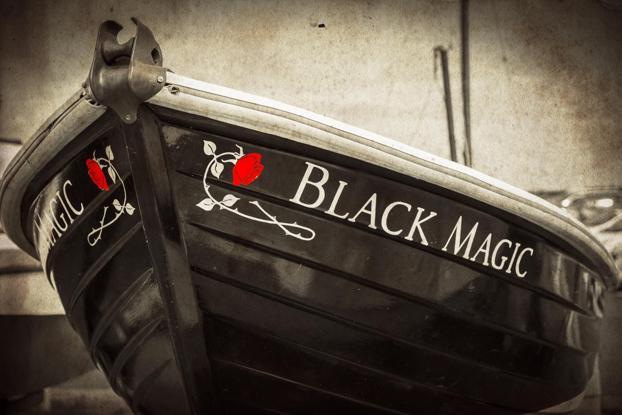 Black Magic by Zoltan Kovacs