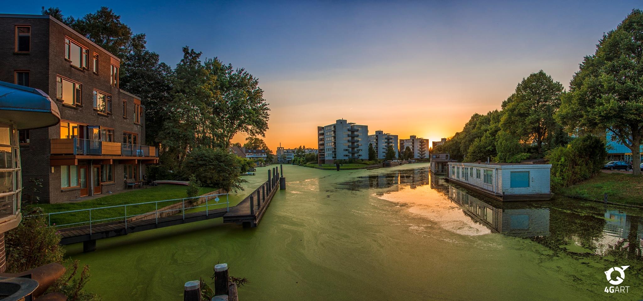 Groningen by Gedion van Eiken