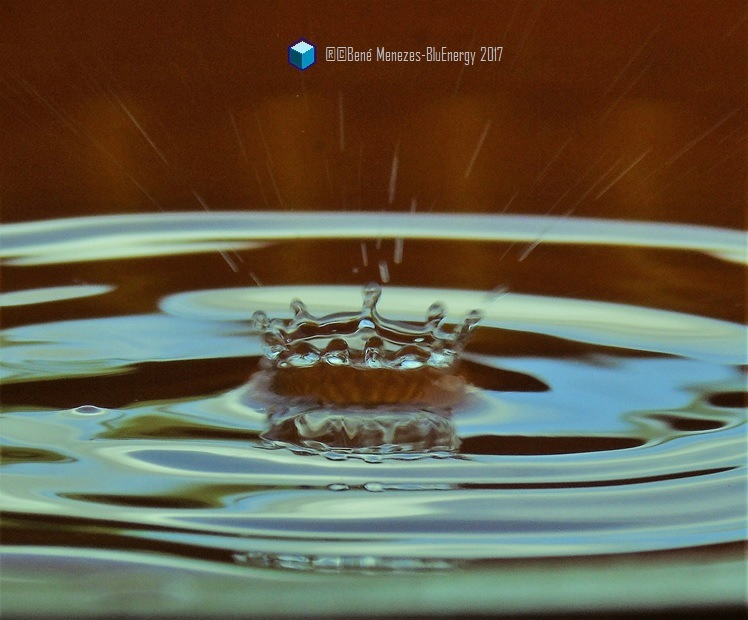 Splash Water... by Bené Menezes