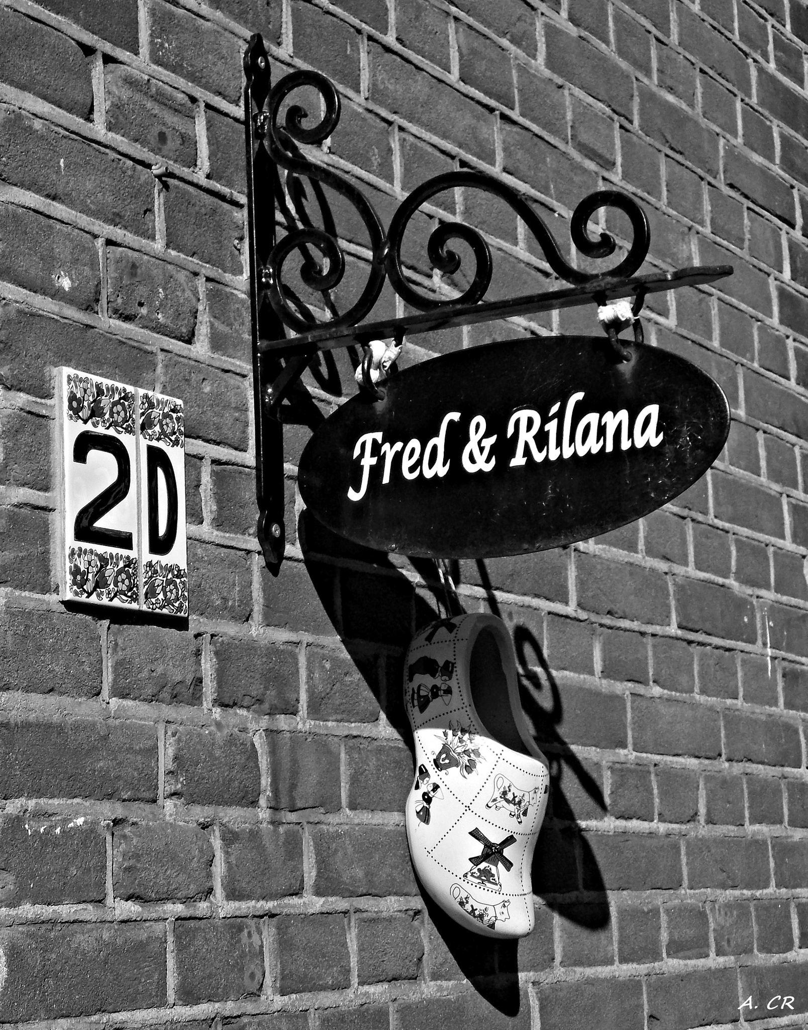 Fred & Rilana by A. Castellano Rodriguez