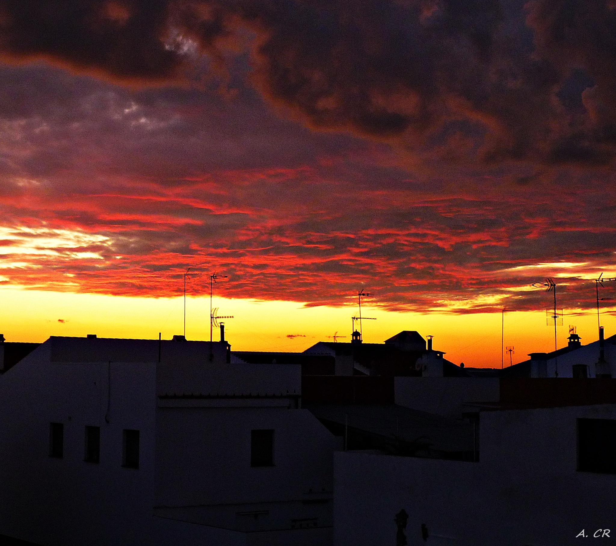 Almonte, Huelva, Spain by A. Castellano Rodriguez