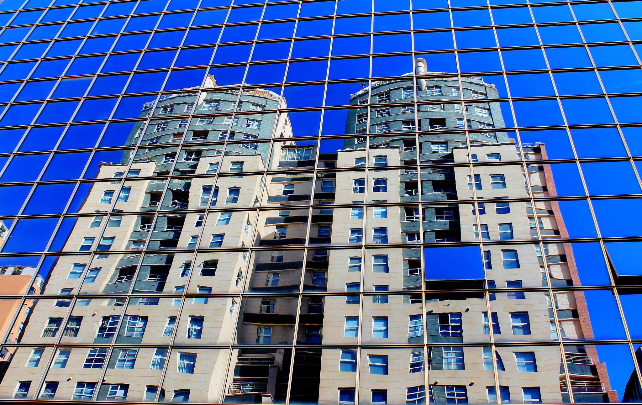 Photo in Architecture #espelhos #mirrors #valencia #espanha