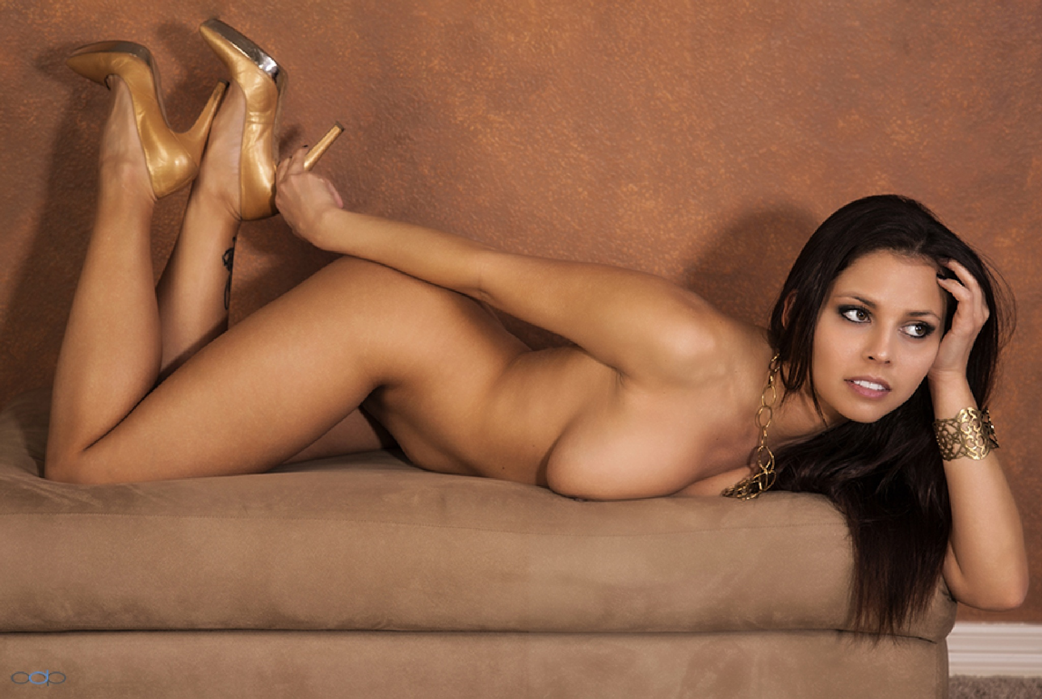 Cali practicing the implied pose . . . by OneDigitalPlacePhotography