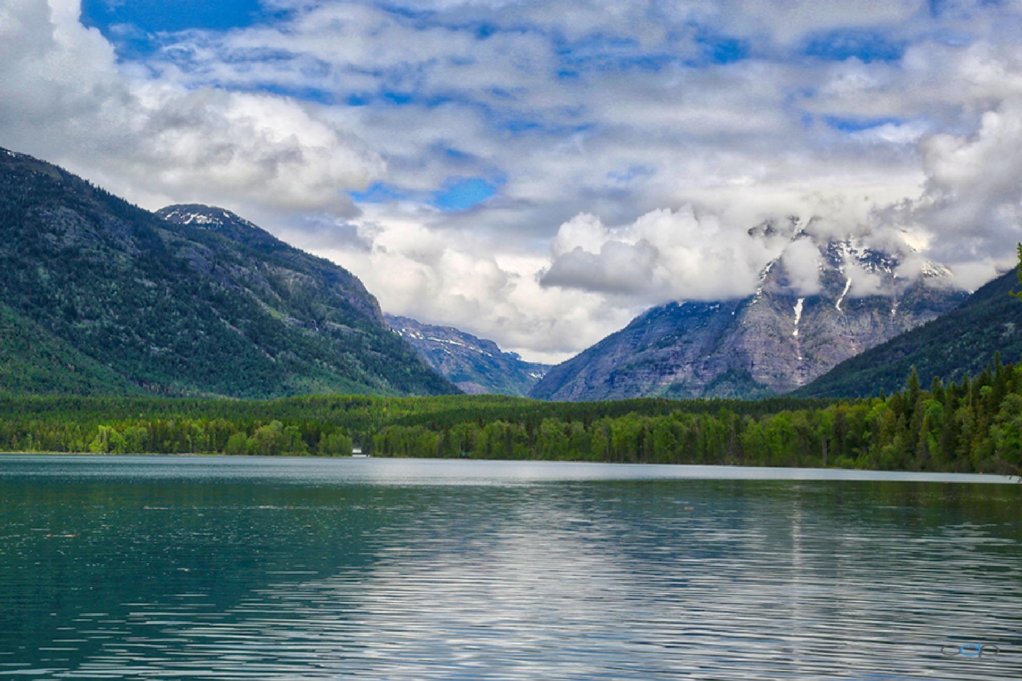 Lake MacDonald in HDR#2 . .  by OneDigitalPlacePhotography