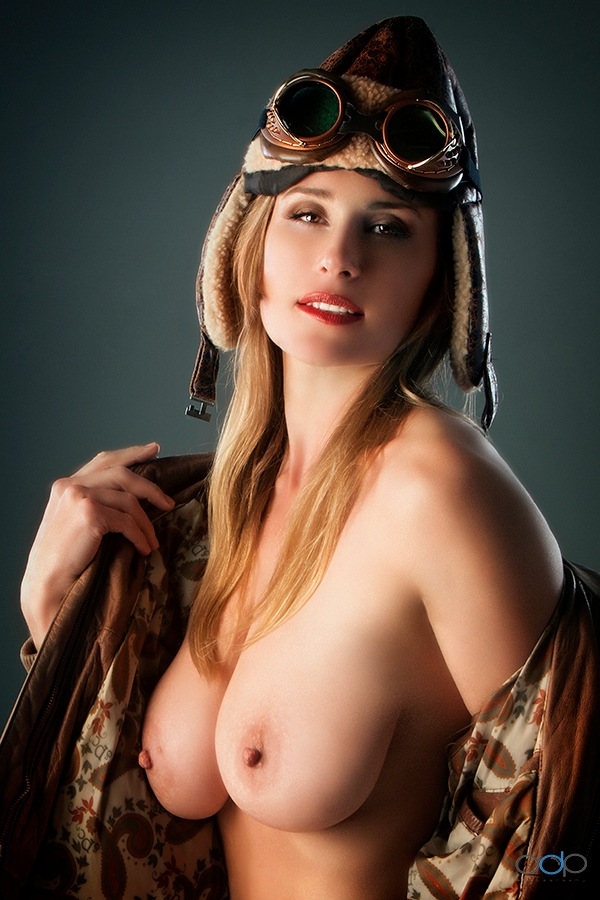 The topless aviator . . . by OneDigitalPlacePhotography