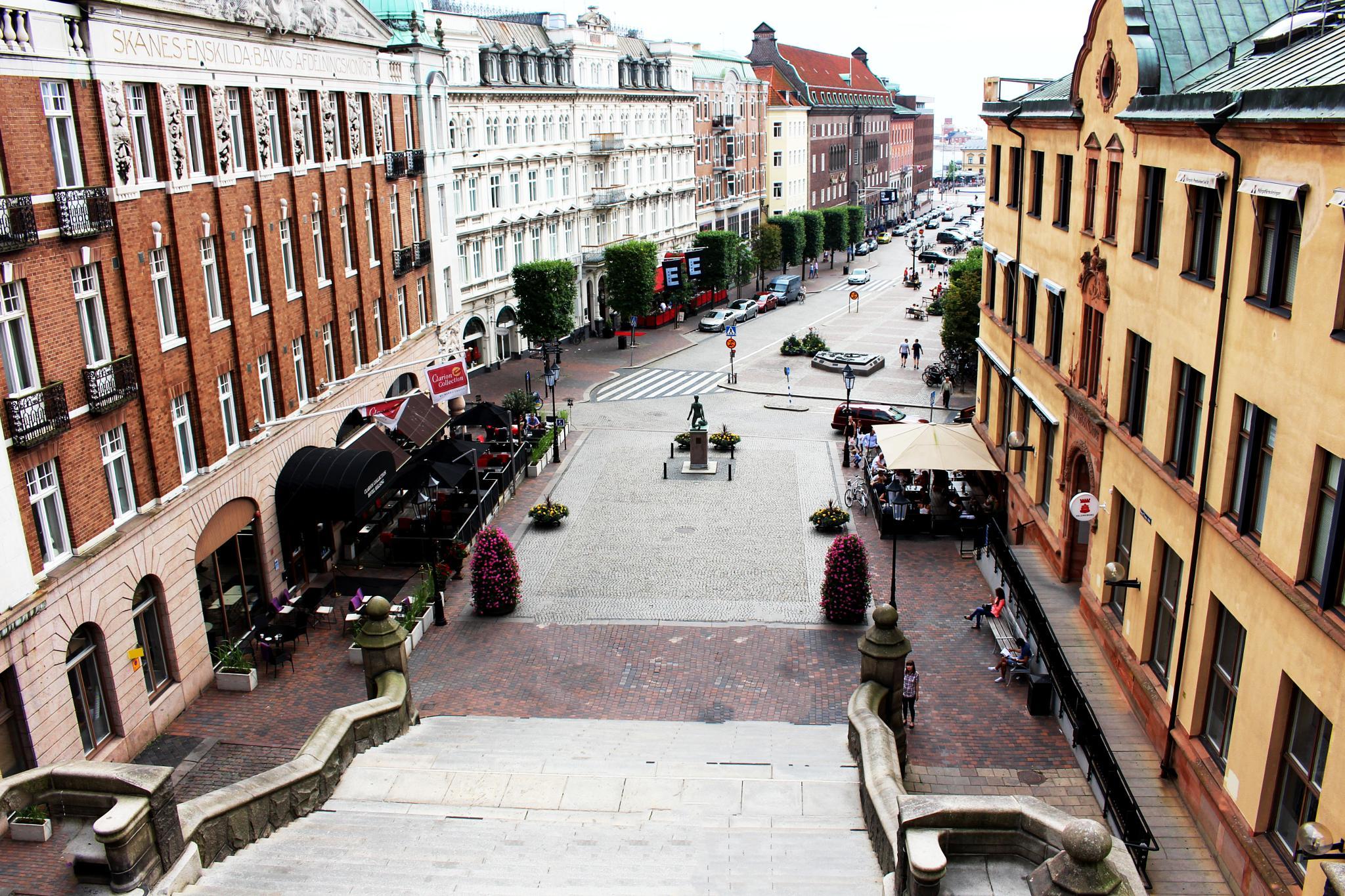 Helsingborg, Sweden by Cristiana Iacob