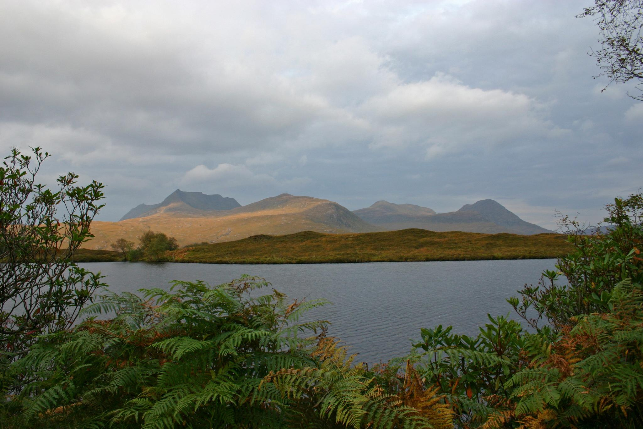 Changeable Weather by Fraser McCulloch
