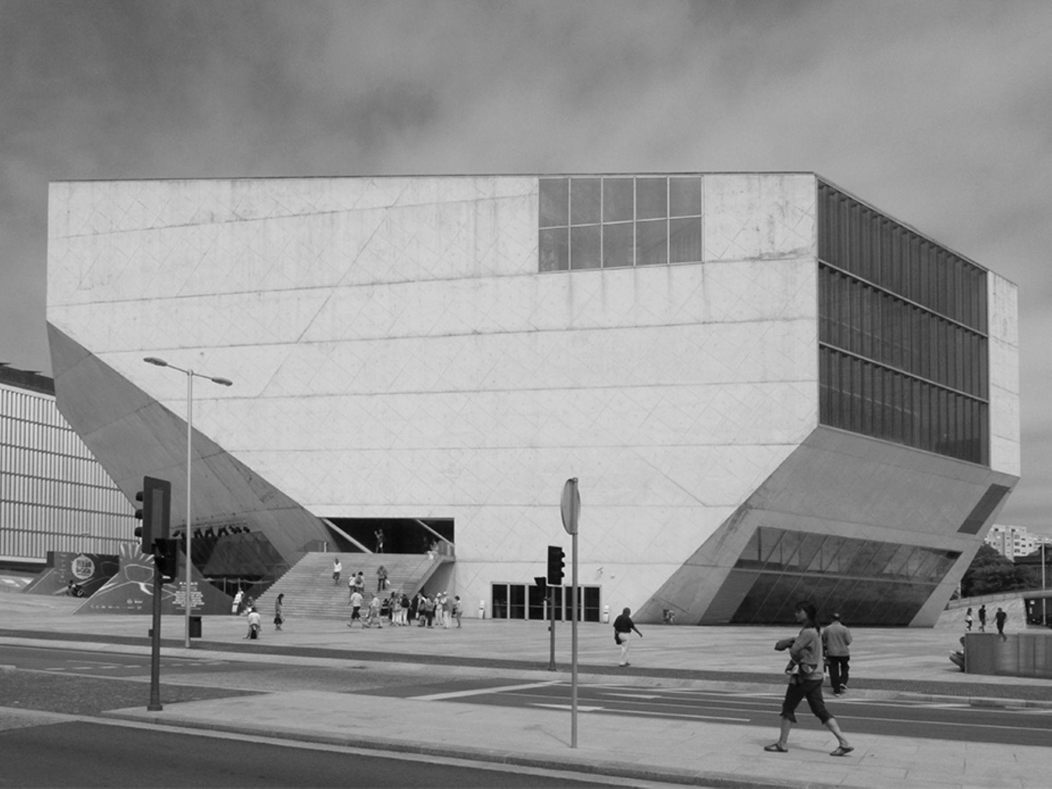Casa da Música Porto_14092014 by Carlos Gamelas