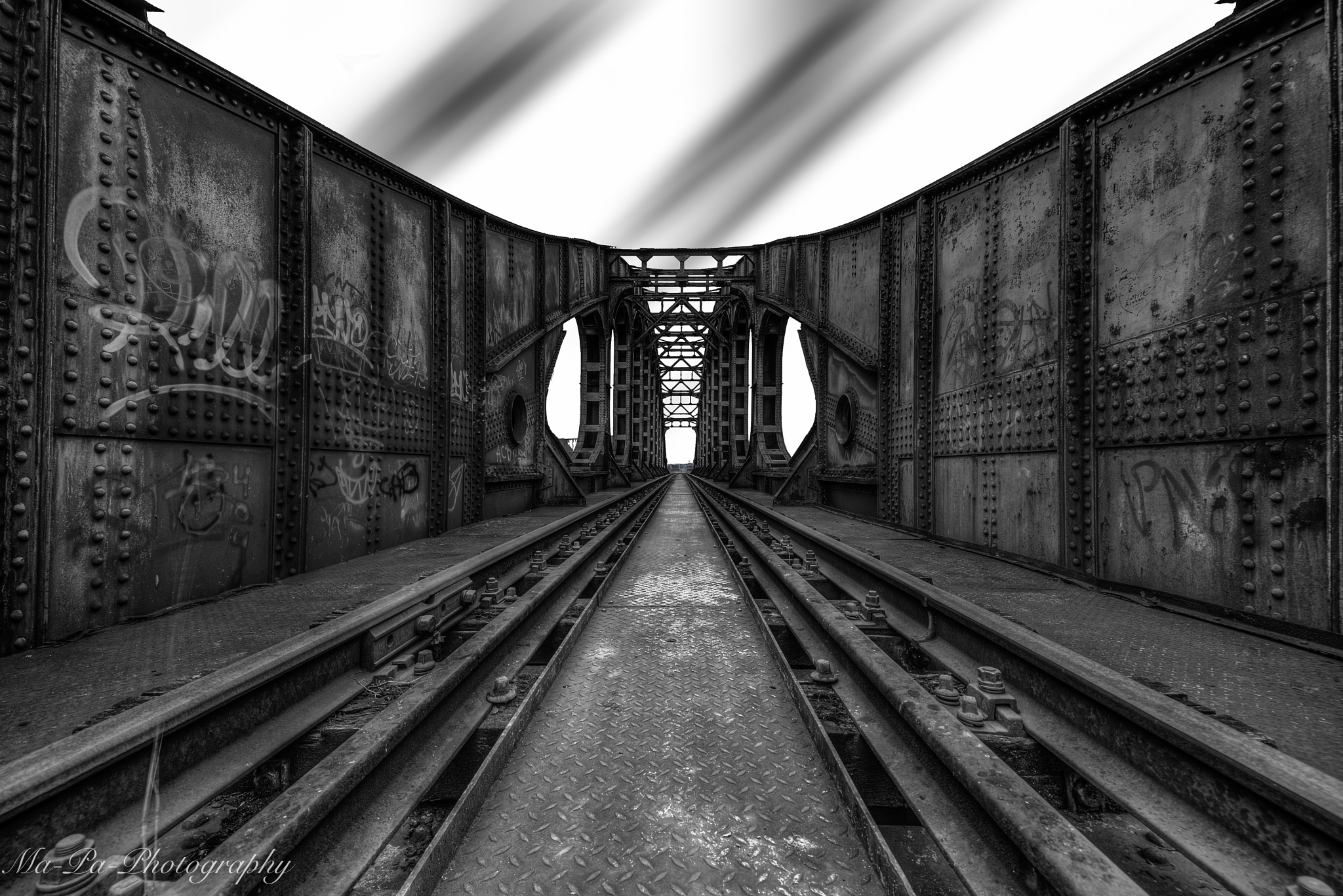 Lost Bridge by manfred.pack