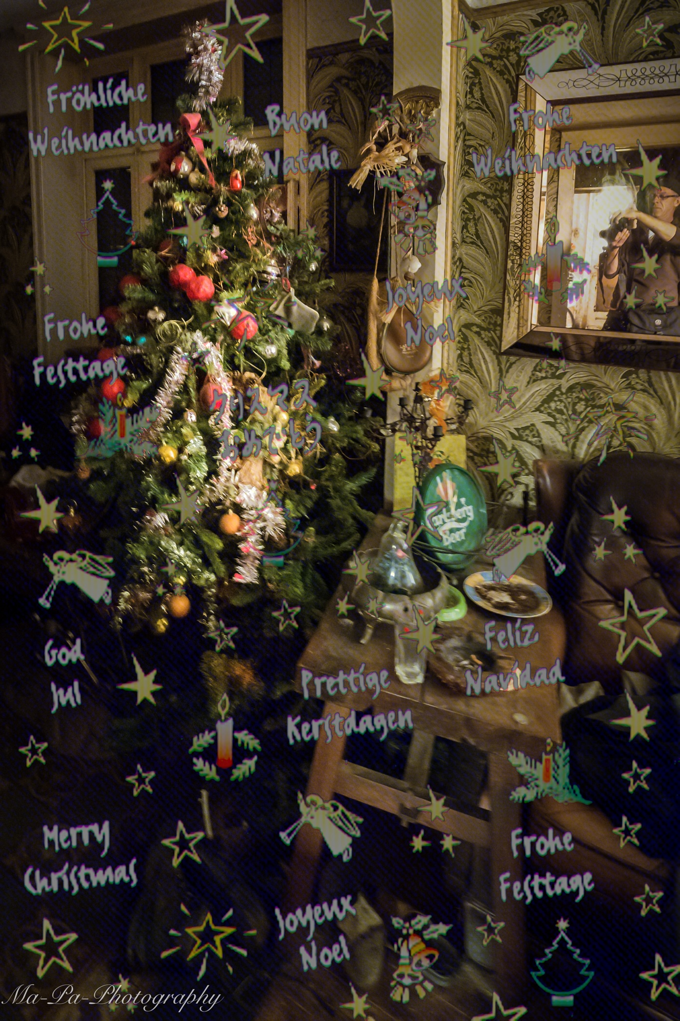Frohes Fest by manfred.pack