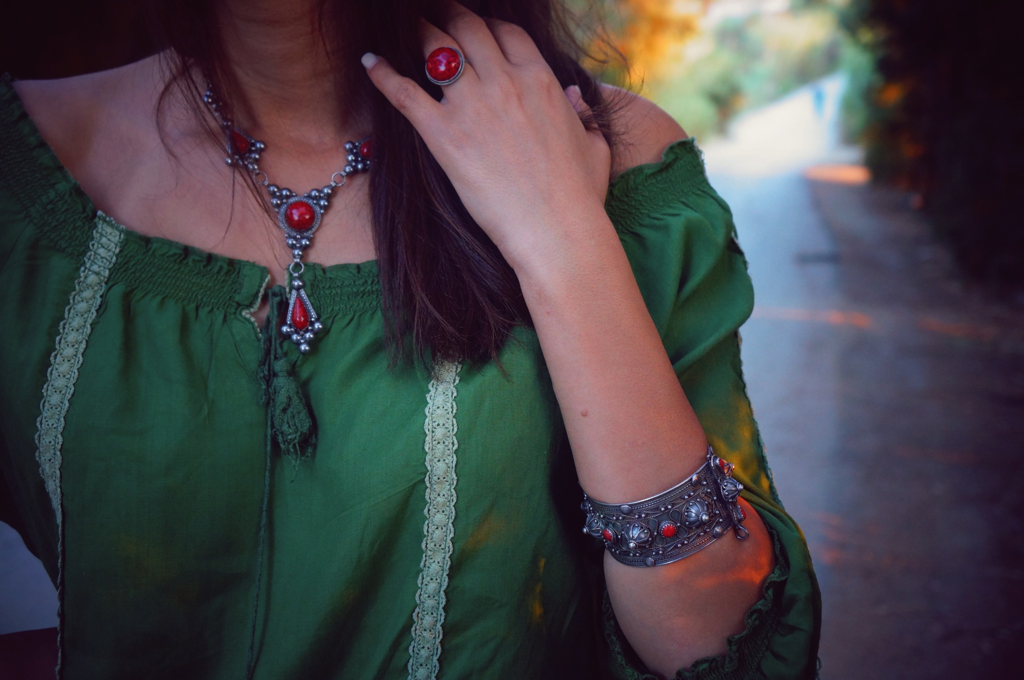 Kabyle jewelery by Ziani Nora