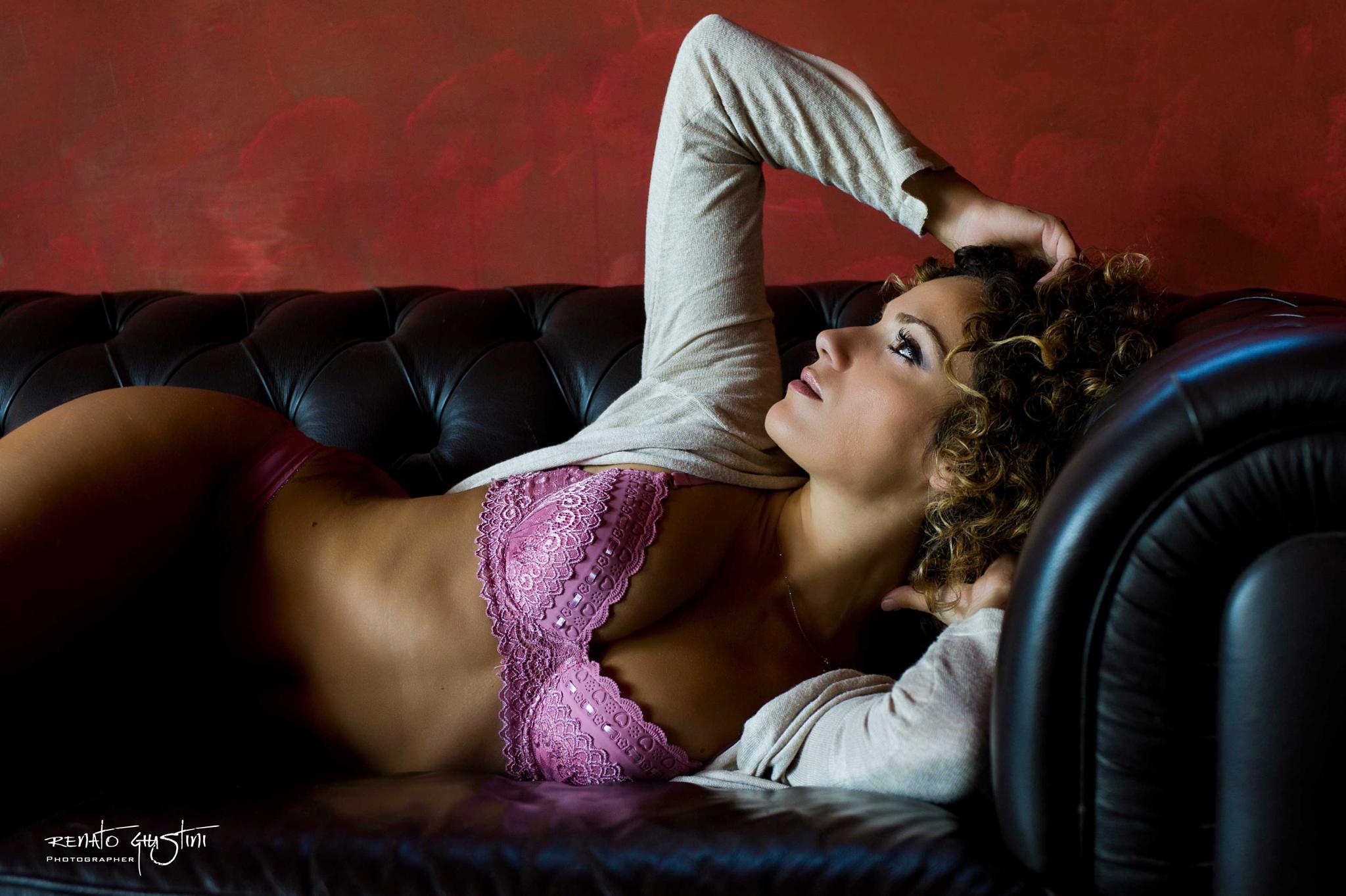 Giovanna Procopio Model by Renato Giustini photographer Passion