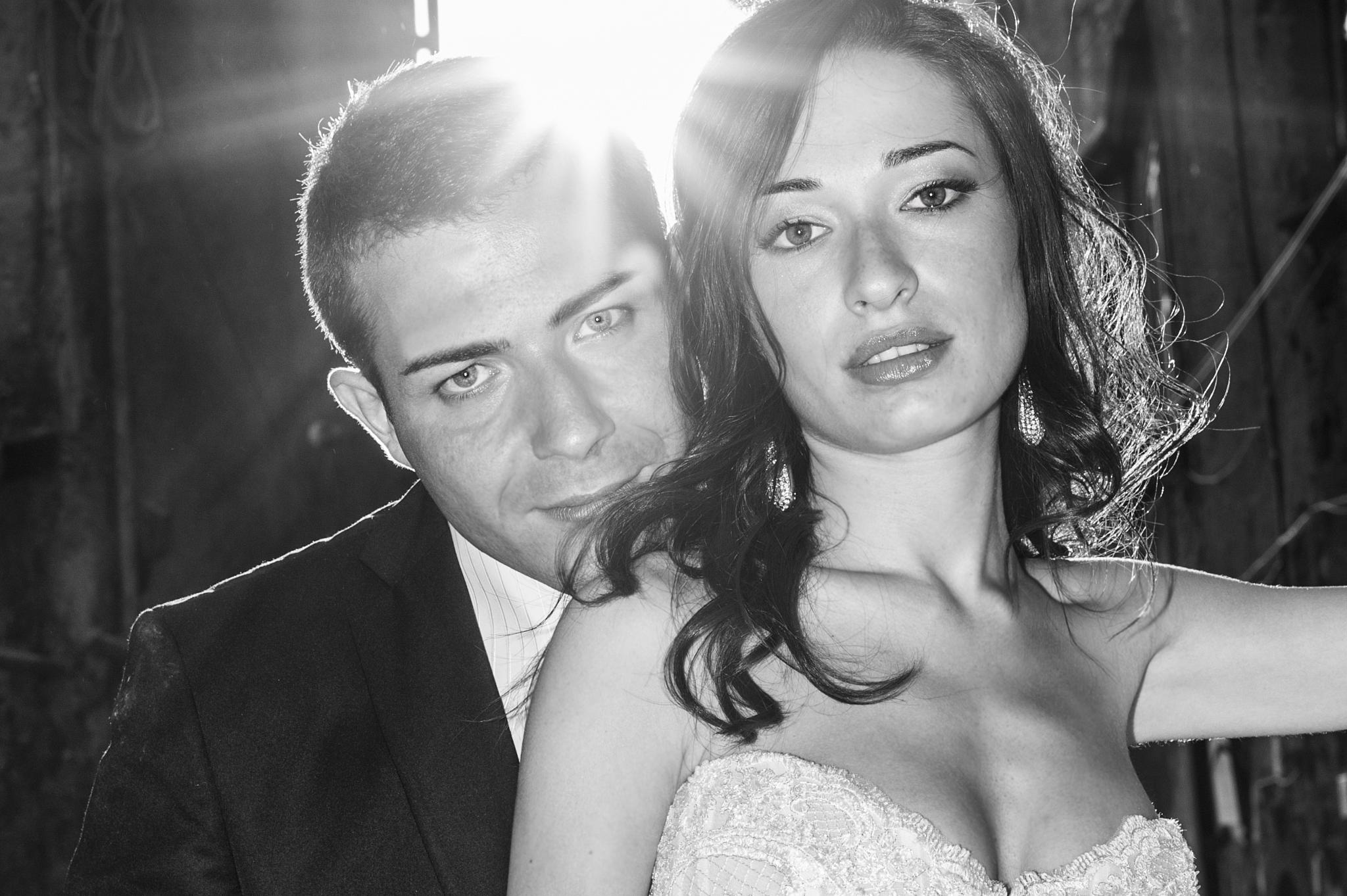 just married by Renato Giustini photographer Passion