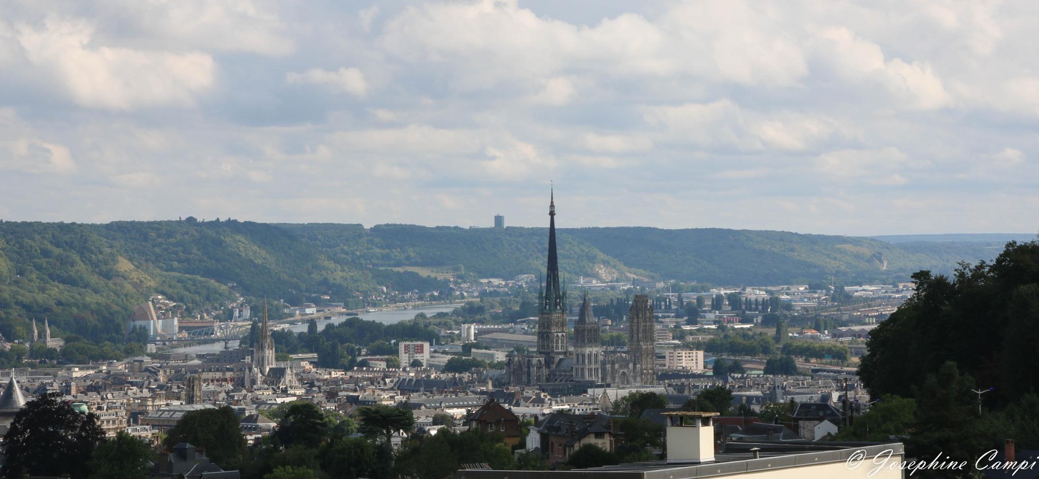 Rouen .. by josephine Campi