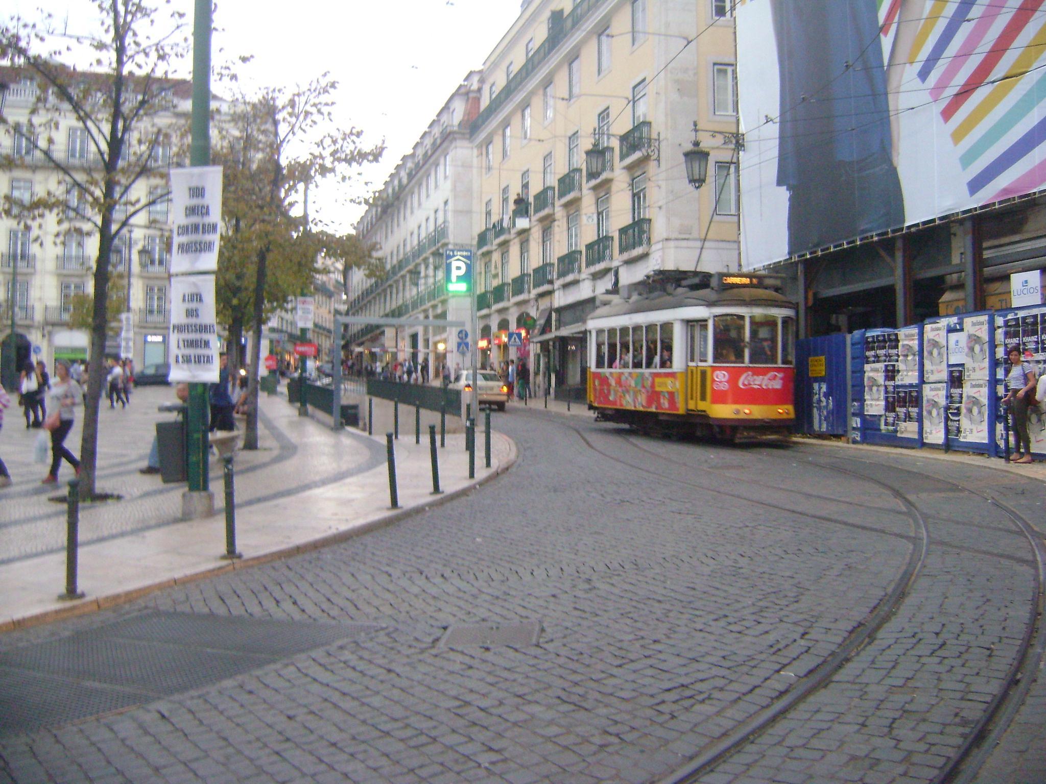 Lisboa Portugal by Lucyana Moreira