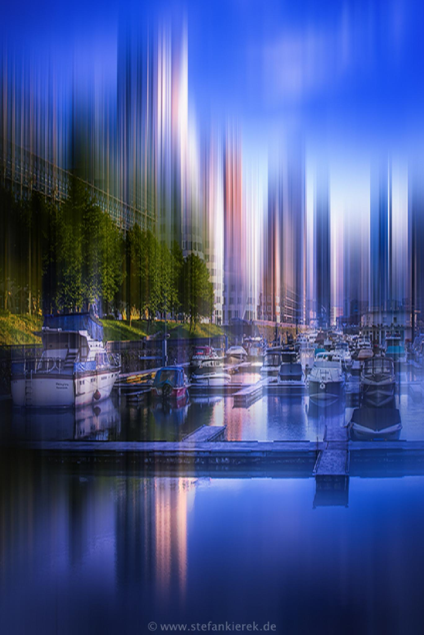 Blue Dusseldorf! by Stefan K.