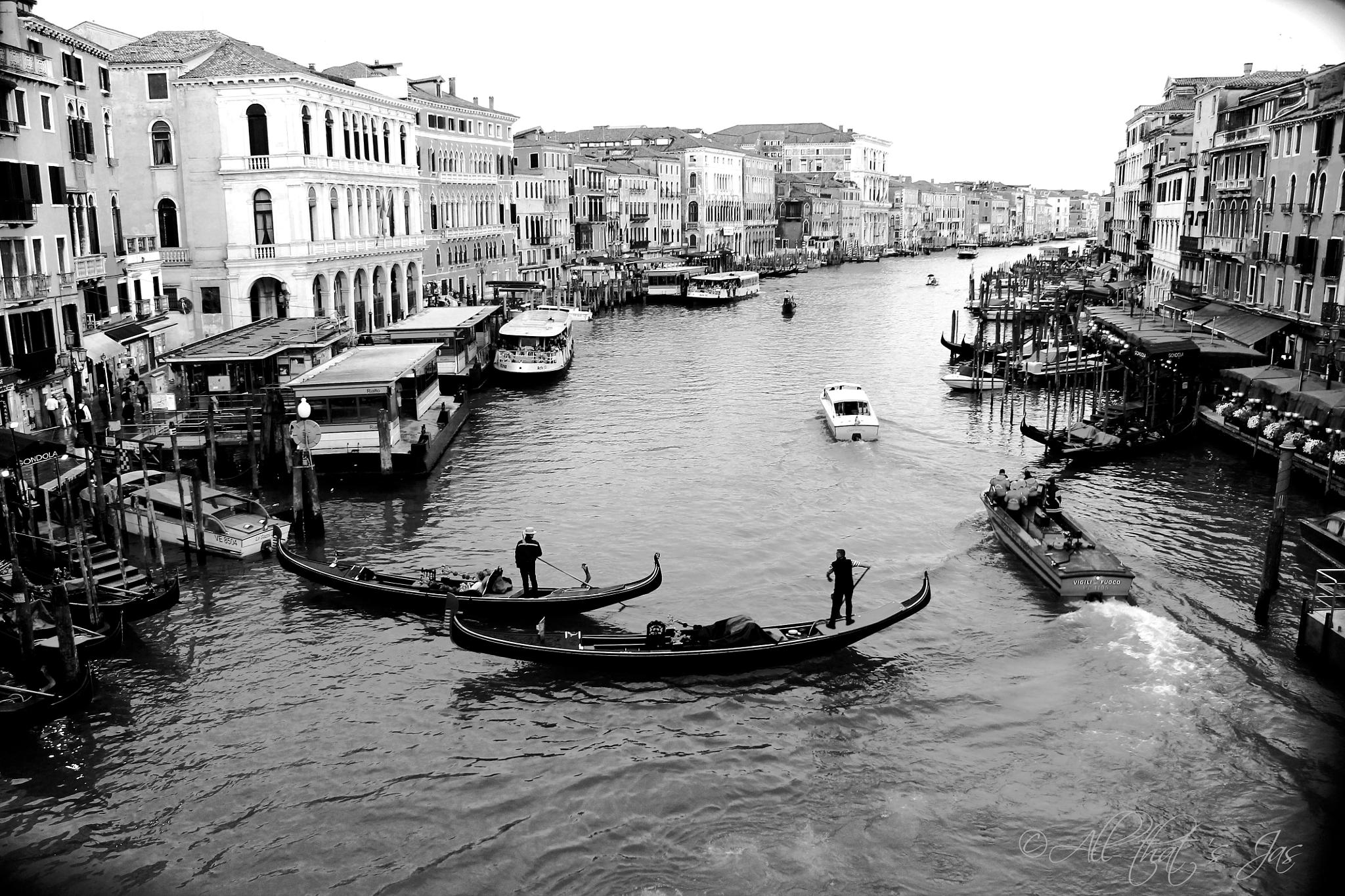 Venice by All that's Jas