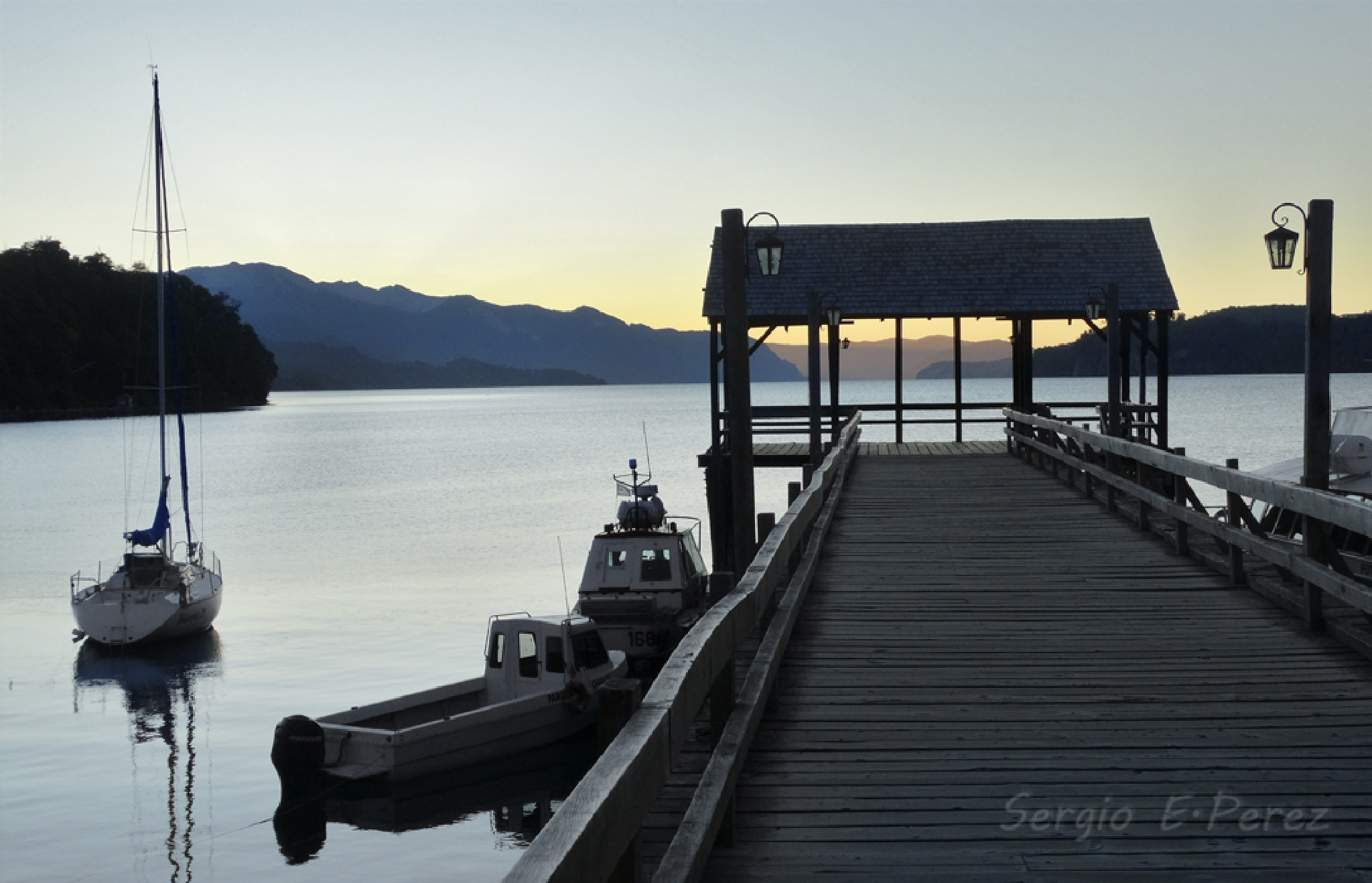 The lonely dock... by SergioPerez