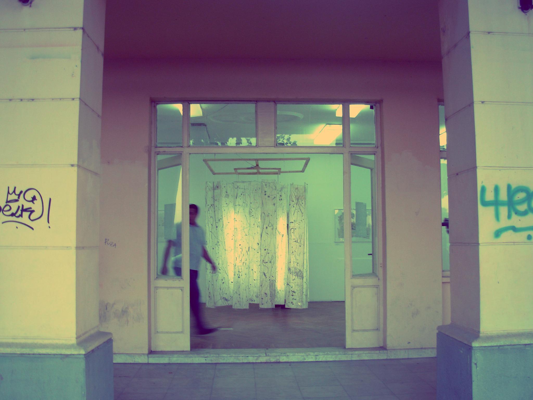 Art exhibition  by Jelena Durlevic