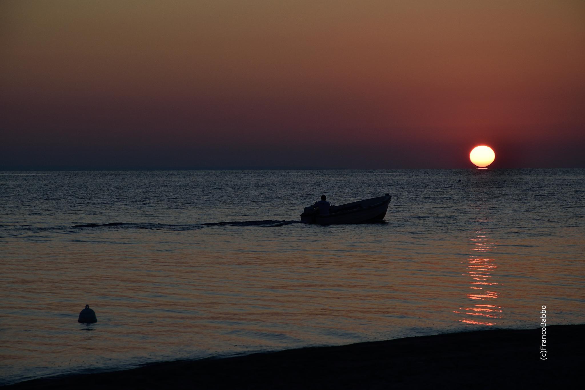 sunrise by Franco Babbo