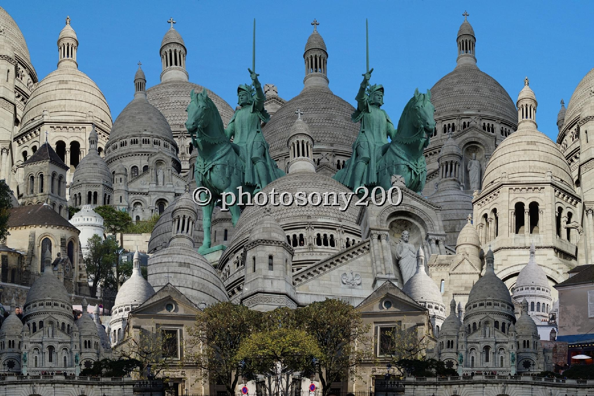 Montmartre by Paulus Charles