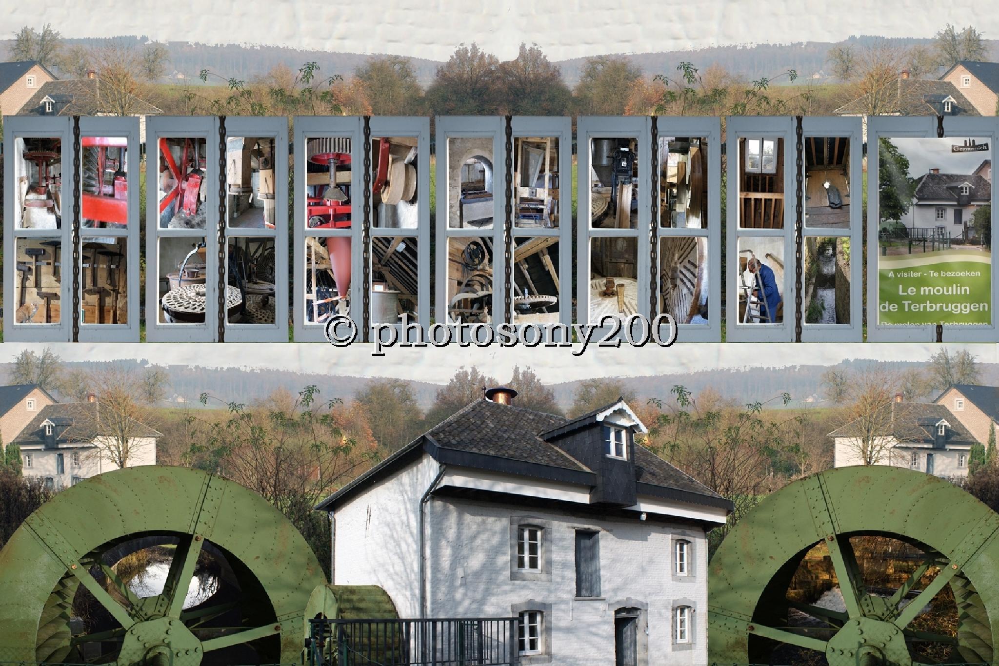 Moulin Terbruggen 3 by Paulus Charles