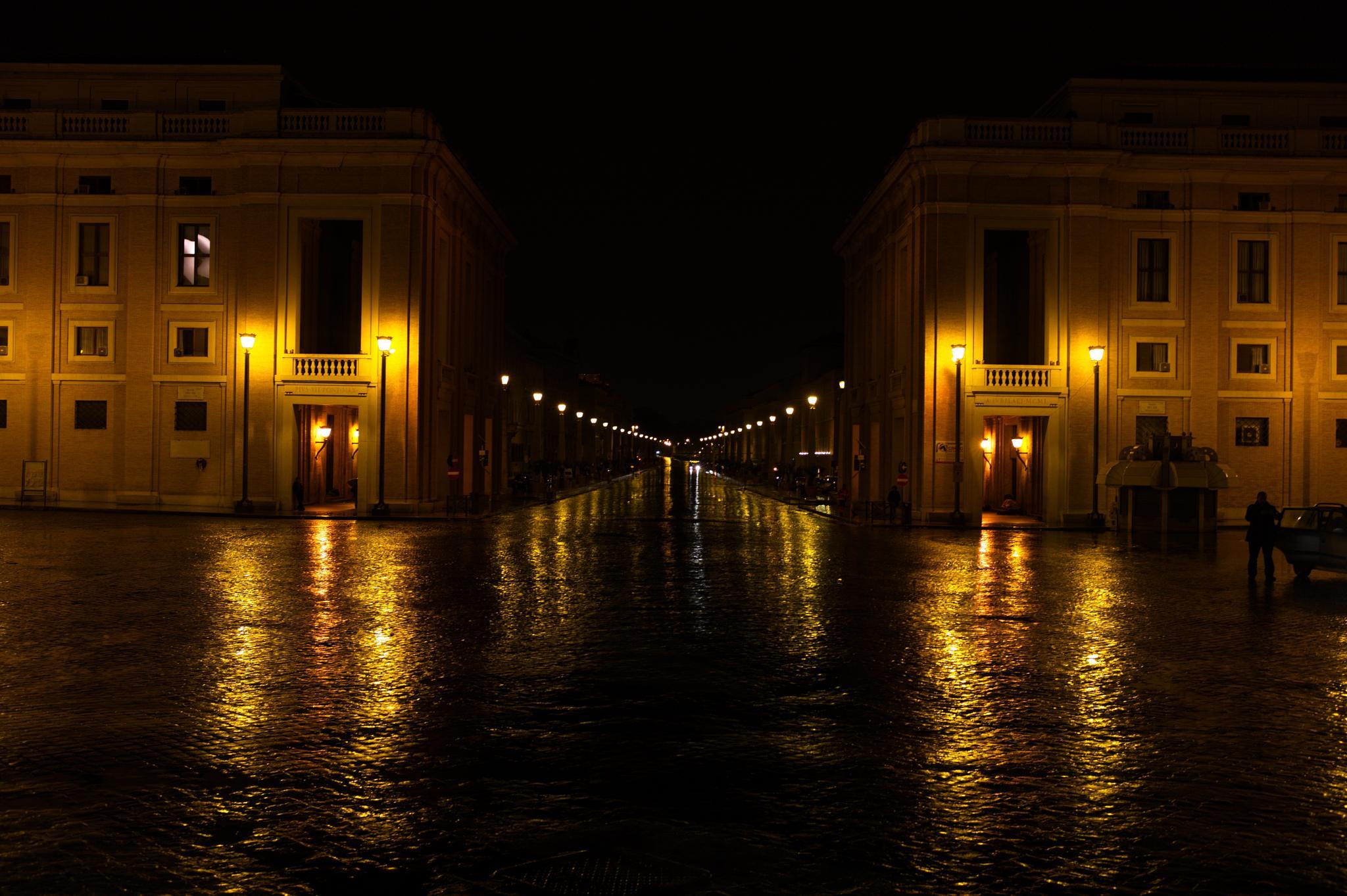 Via dell Conciliazione by jgerardts