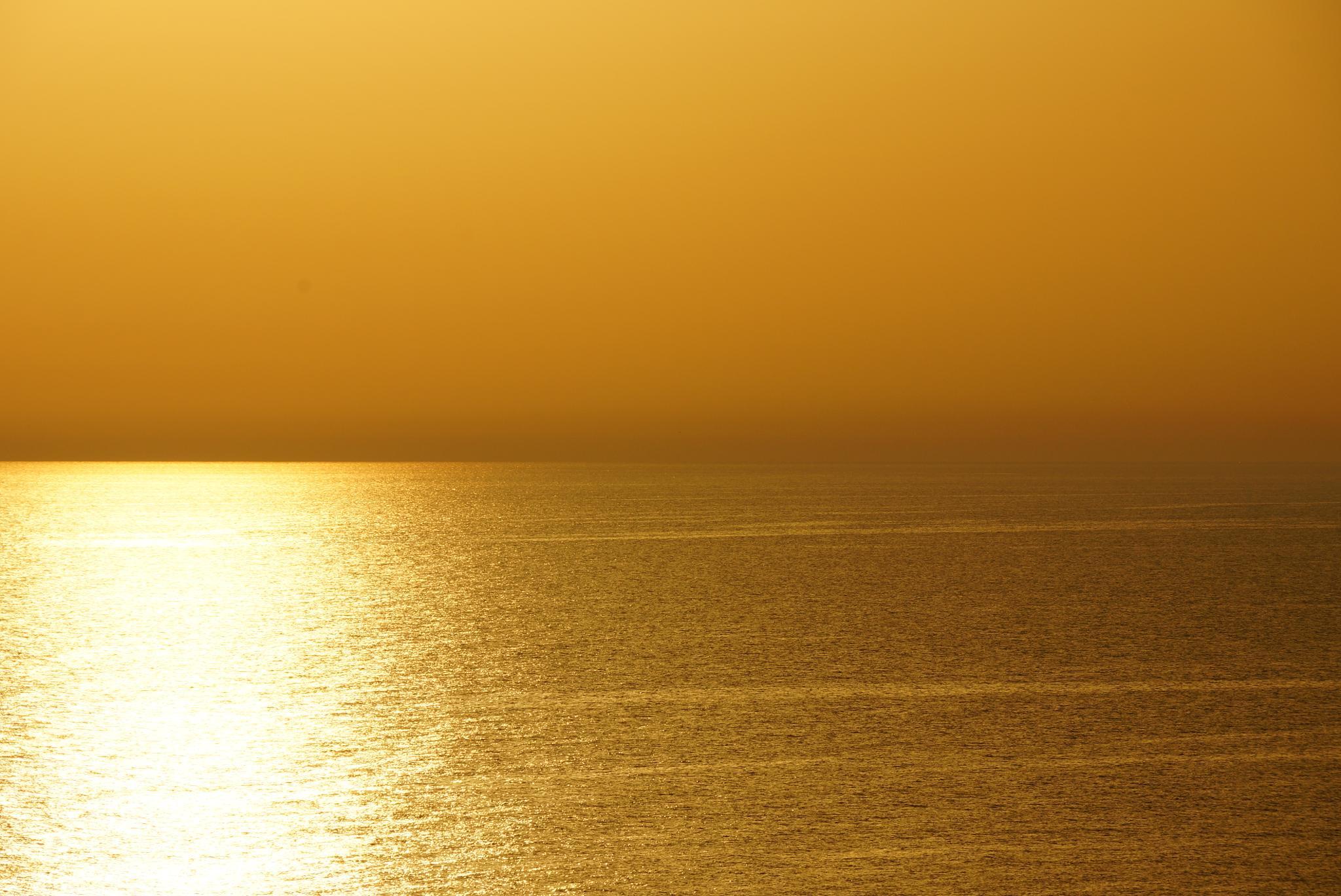 Horizon without nothing  by sreten nakićenović