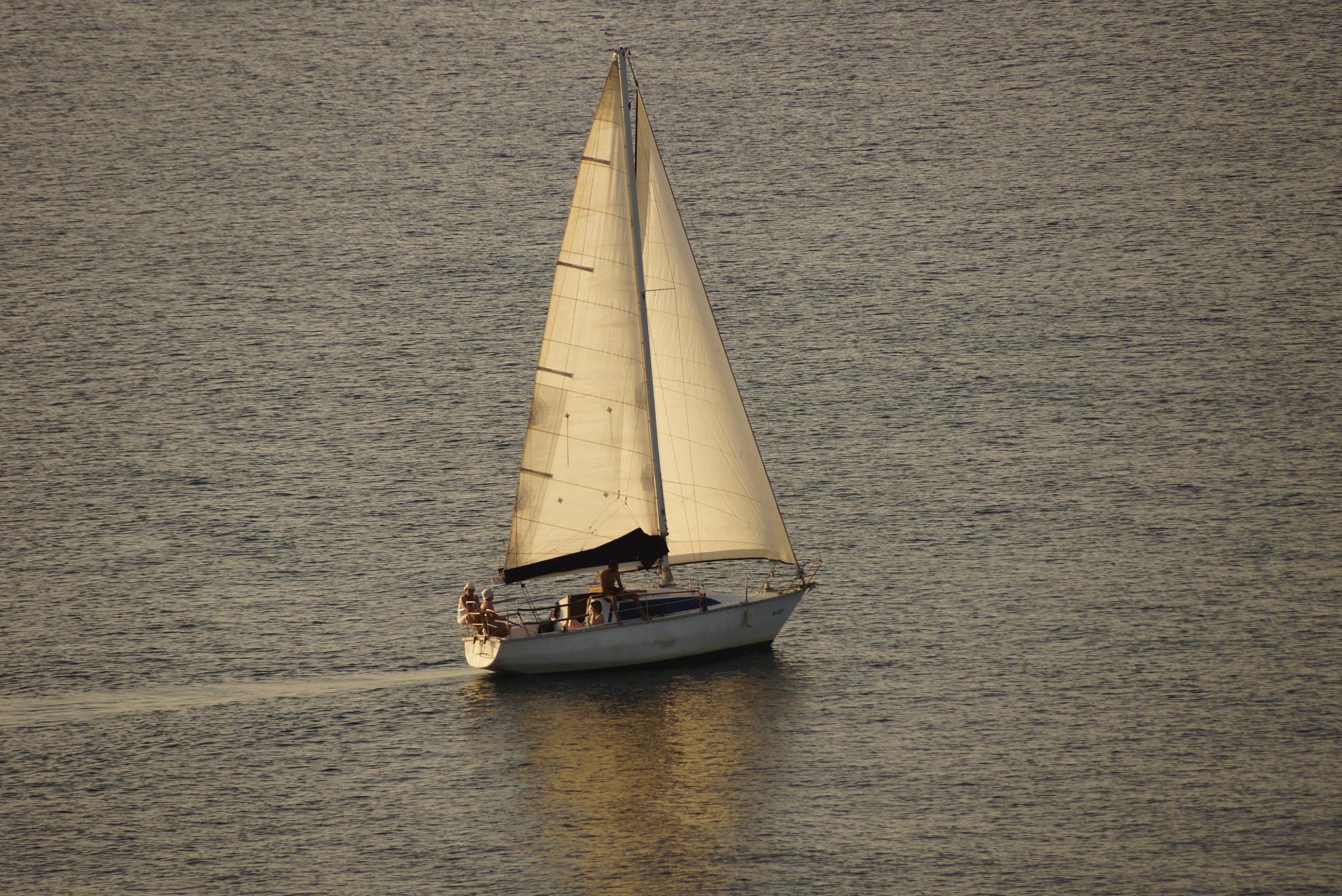 yacht by sreten nakićenović