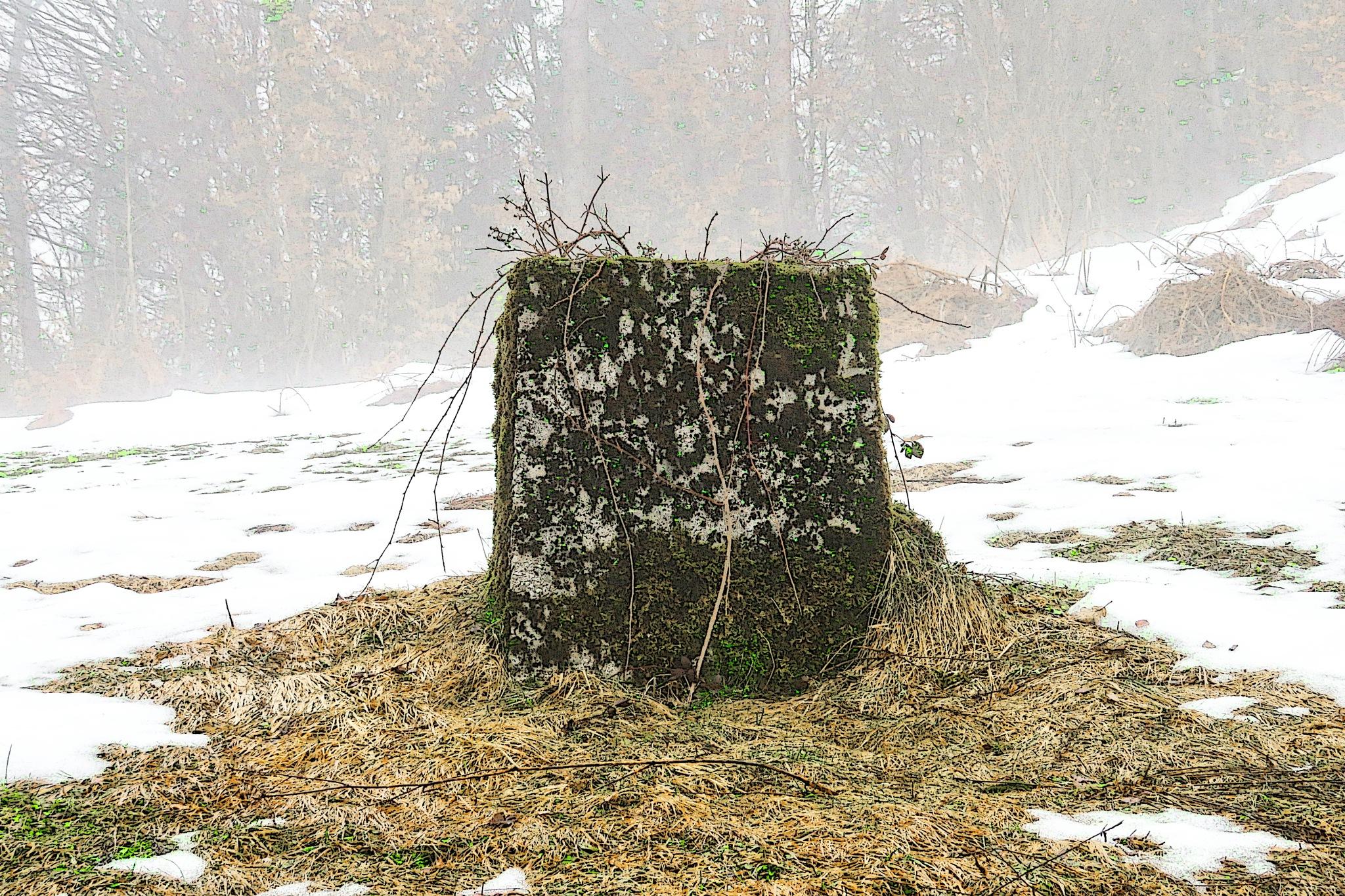 Neoznačen kameni blok by sreten nakićenović